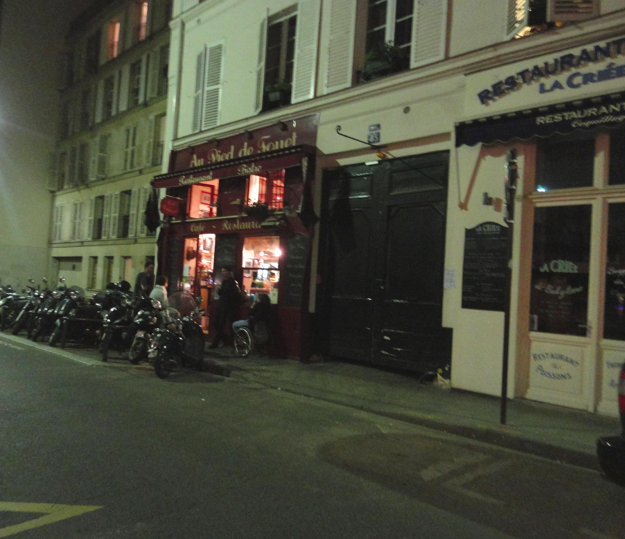 Au Pied de Jouet - Best French restaurant in France