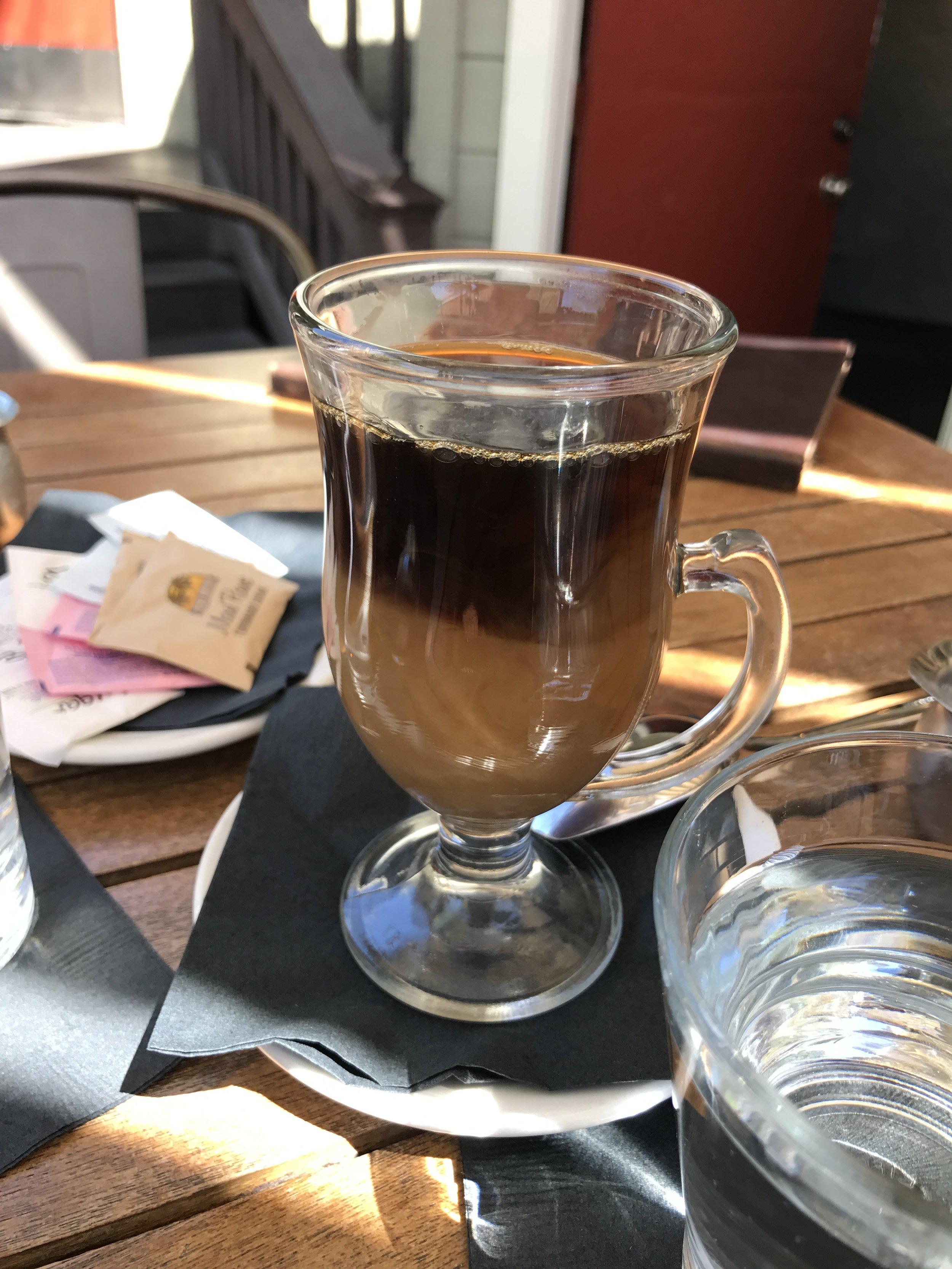Public House Brunch - Coffee