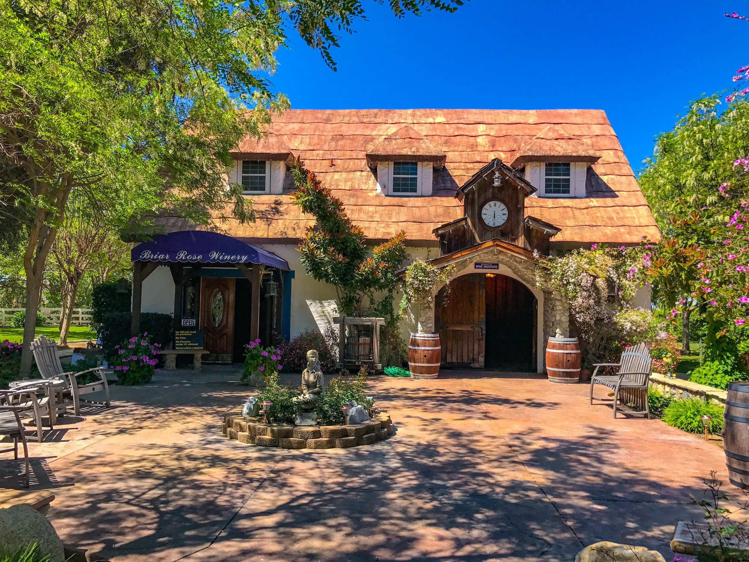 Briar Rose Winery House