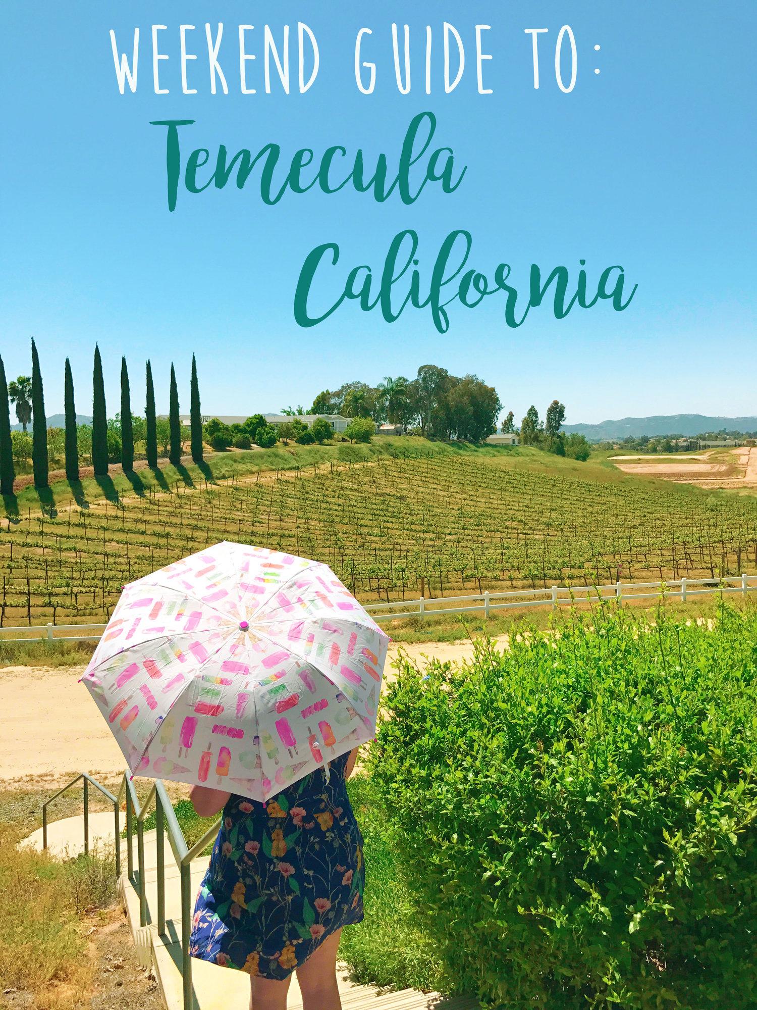 Wine Tasting in Temecula