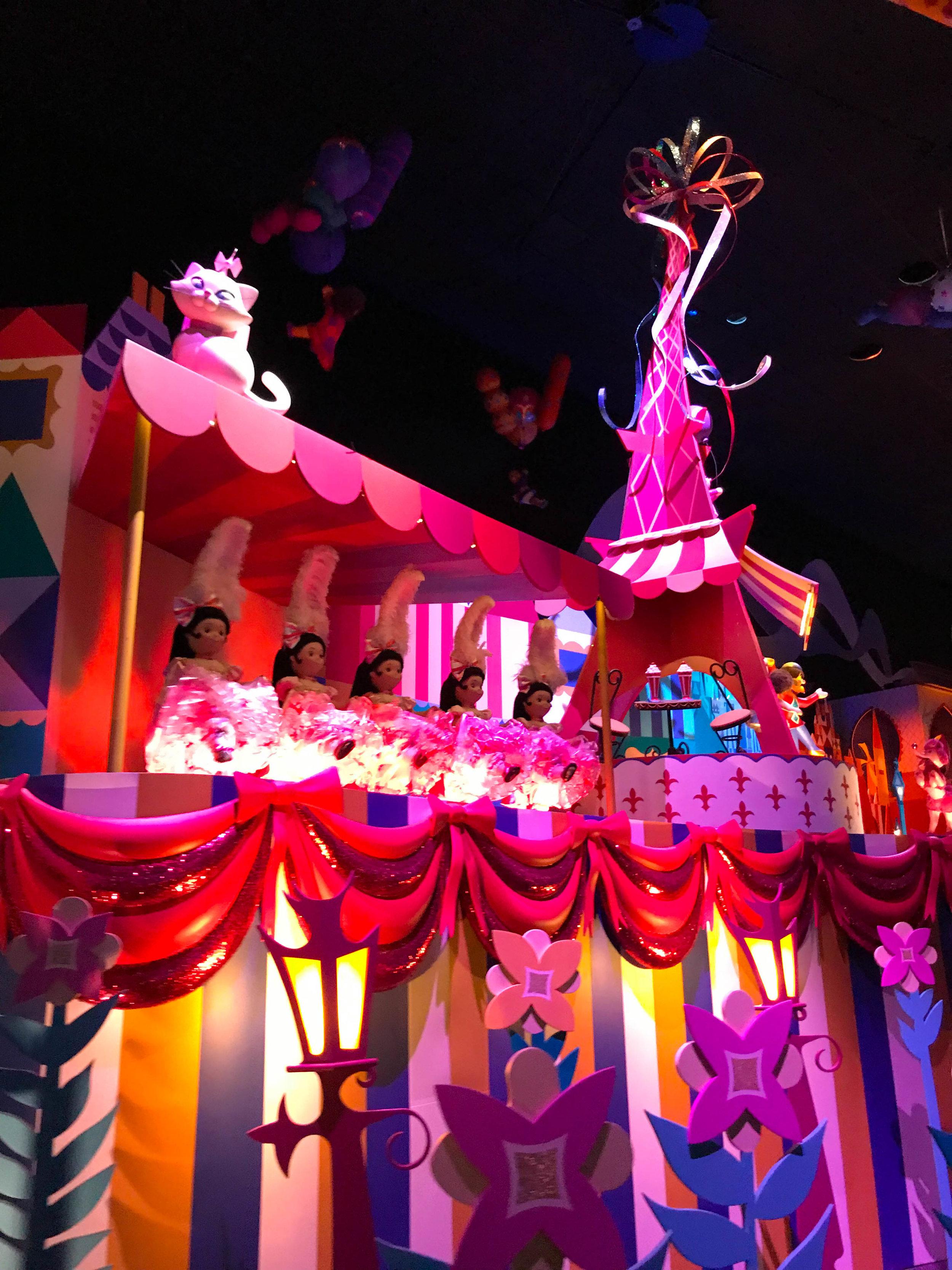 Hong Kong Disneyland - Its a small world