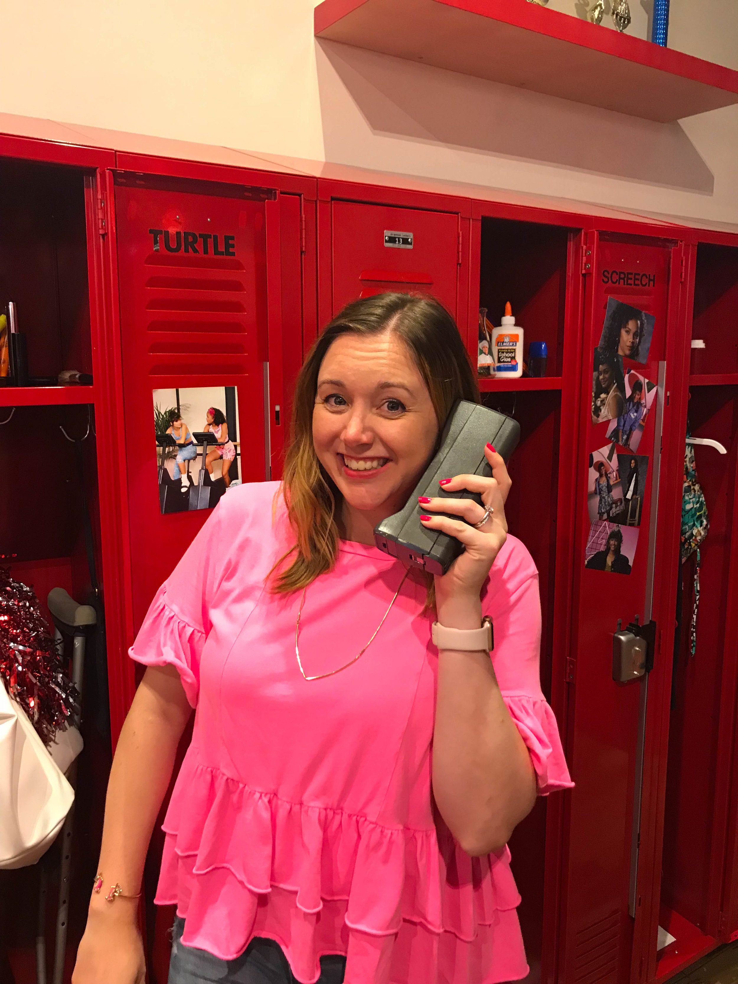 Saved By the Max - Saved by the Bell Pop-up 90's Cell Phone