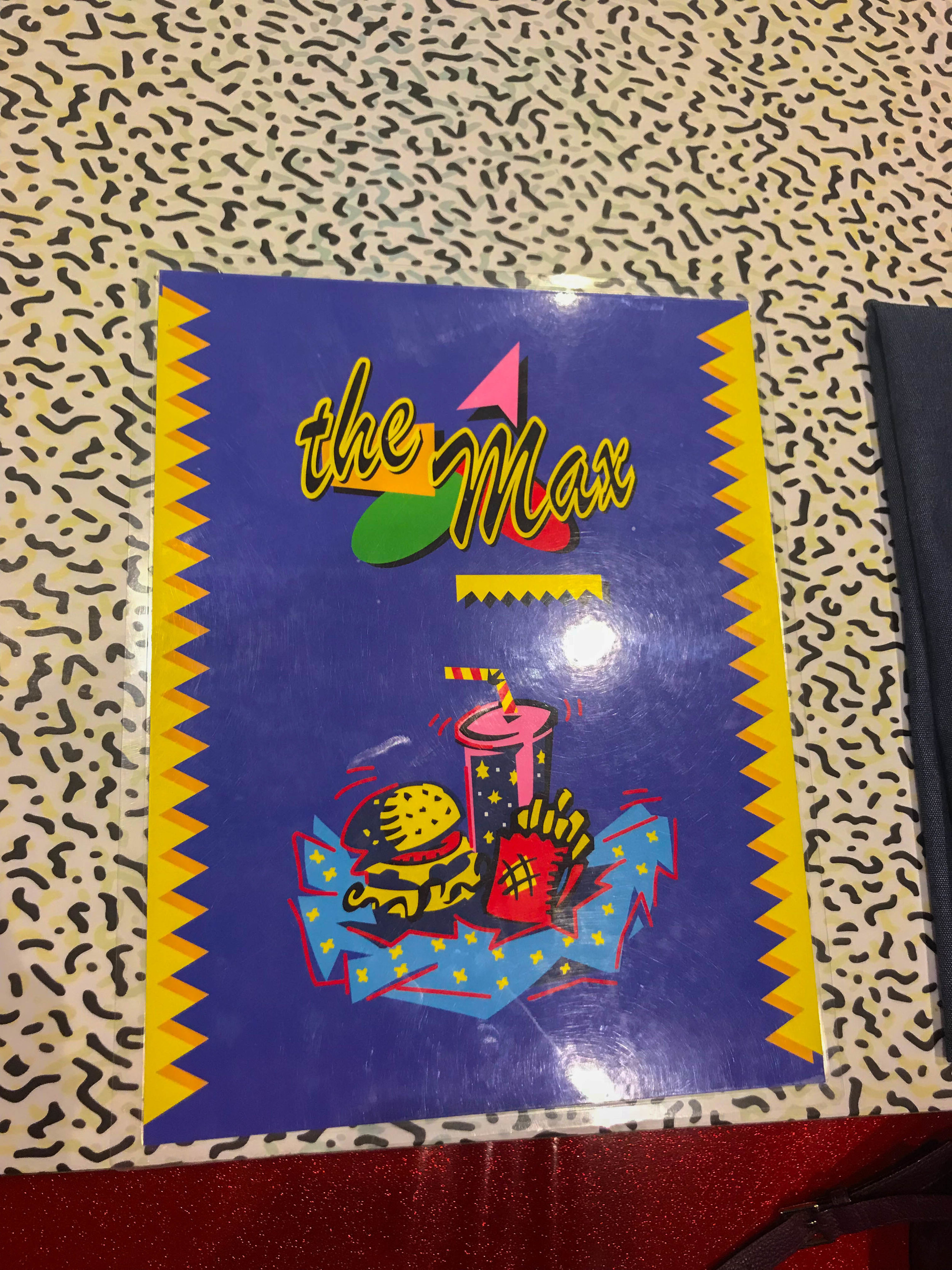 Saved By the Max - Saved by the Bell Pop-up Menu