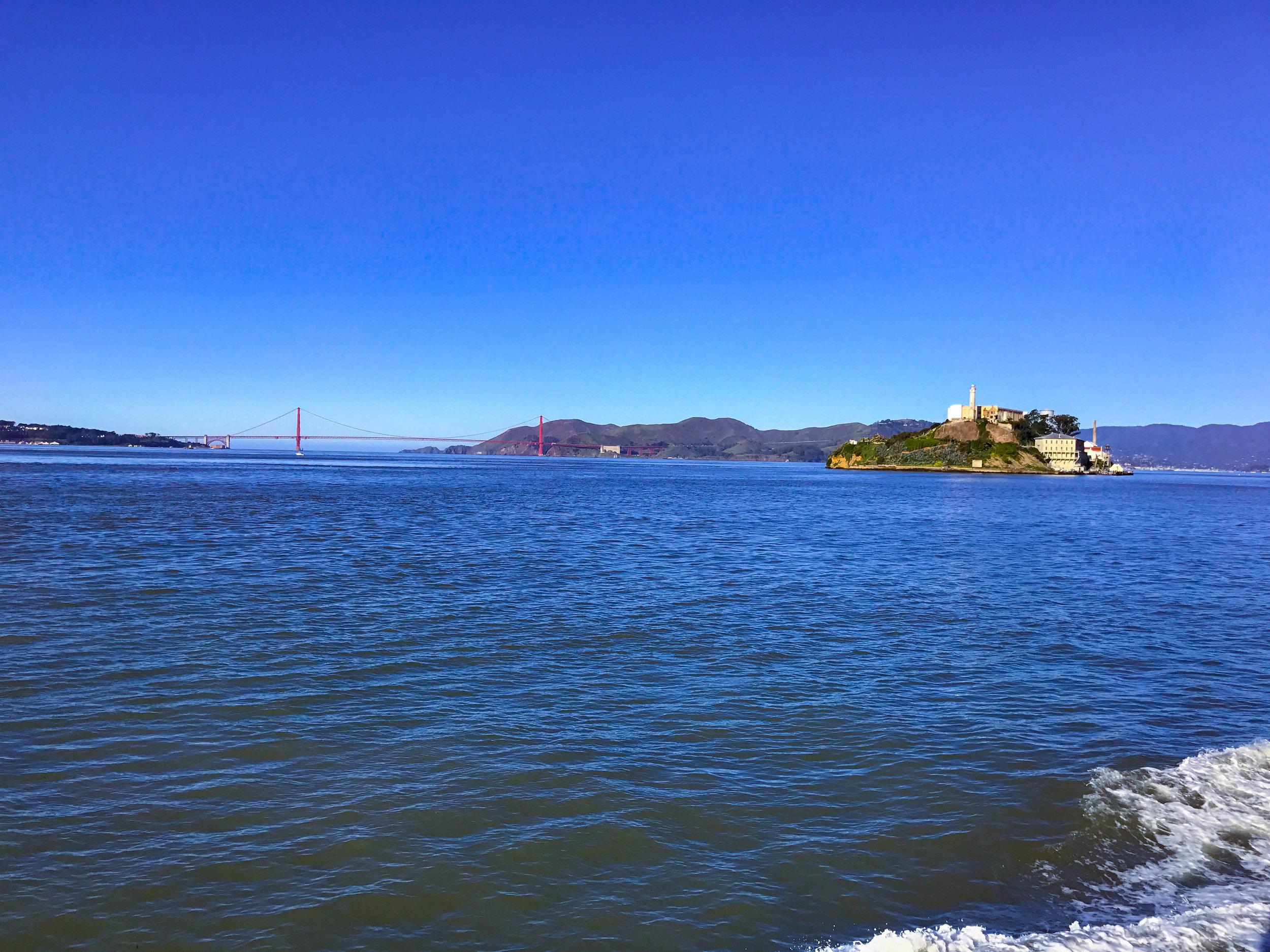 Alcatraz Views - Things to do in San Francisco