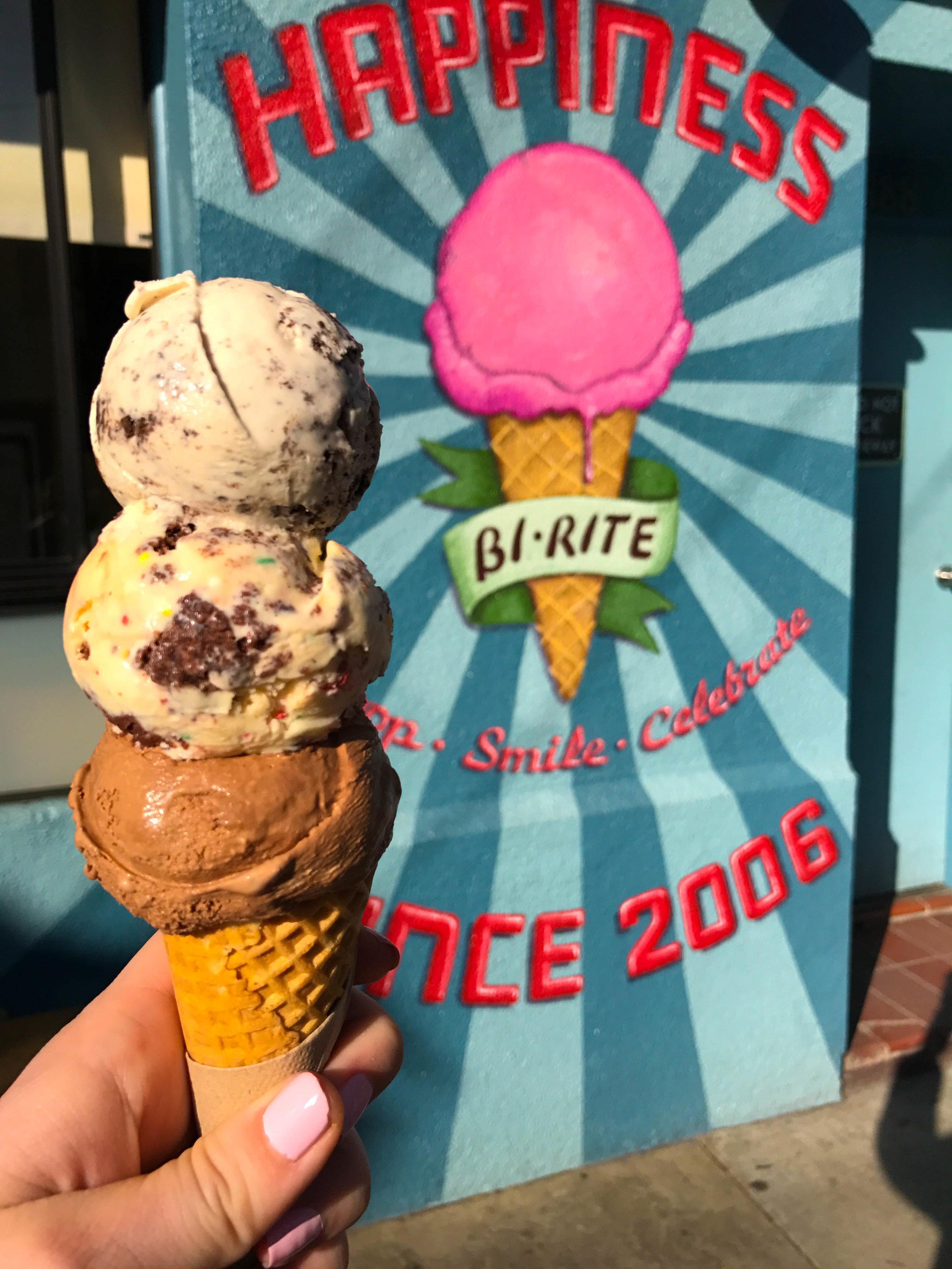 San Francisco Best Ice Cream - Bi-rite Creamery