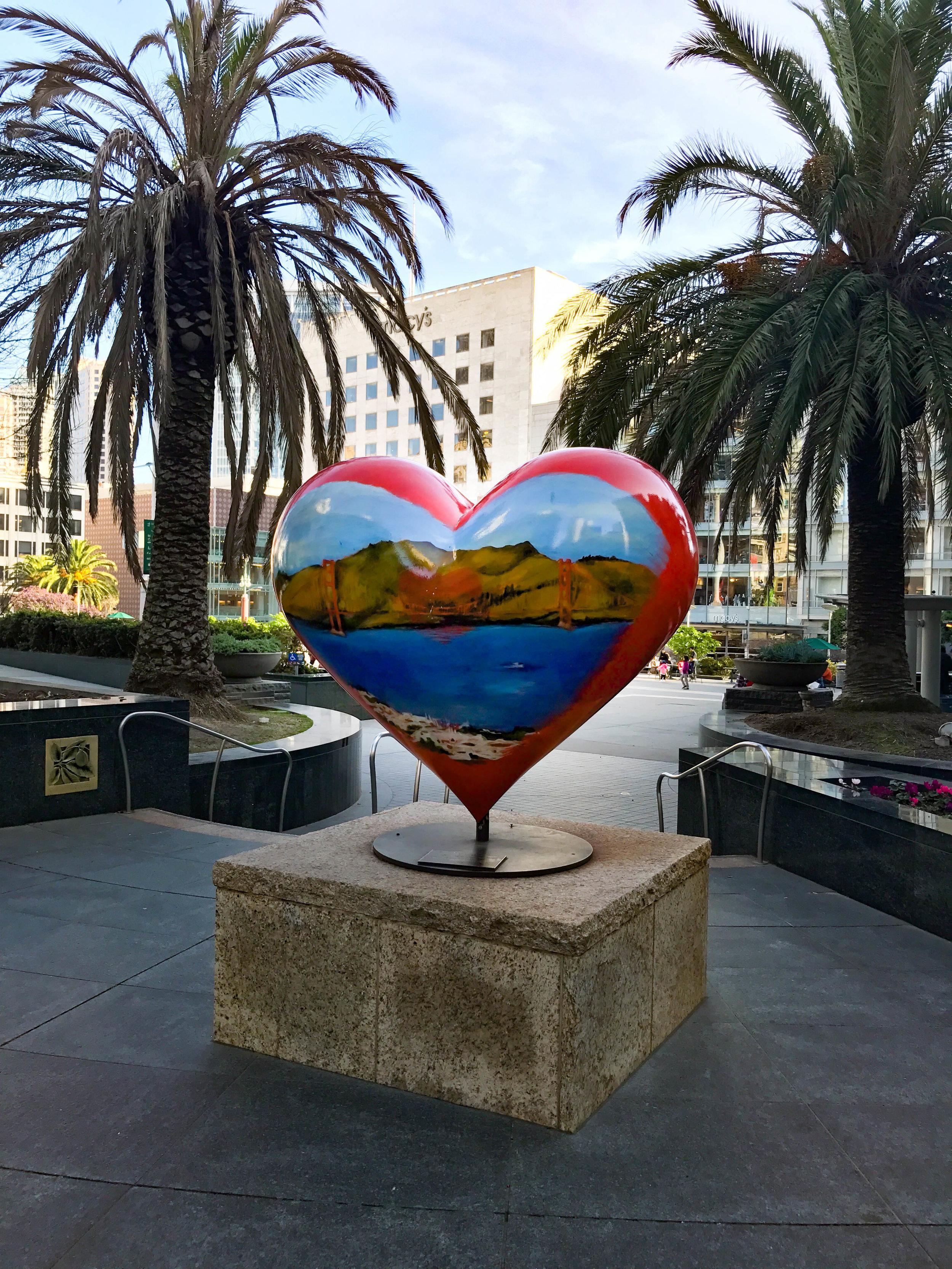 """TONY BENNETT'S """"I LEFT MY HEART IN SAN FRANCISCO"""""""