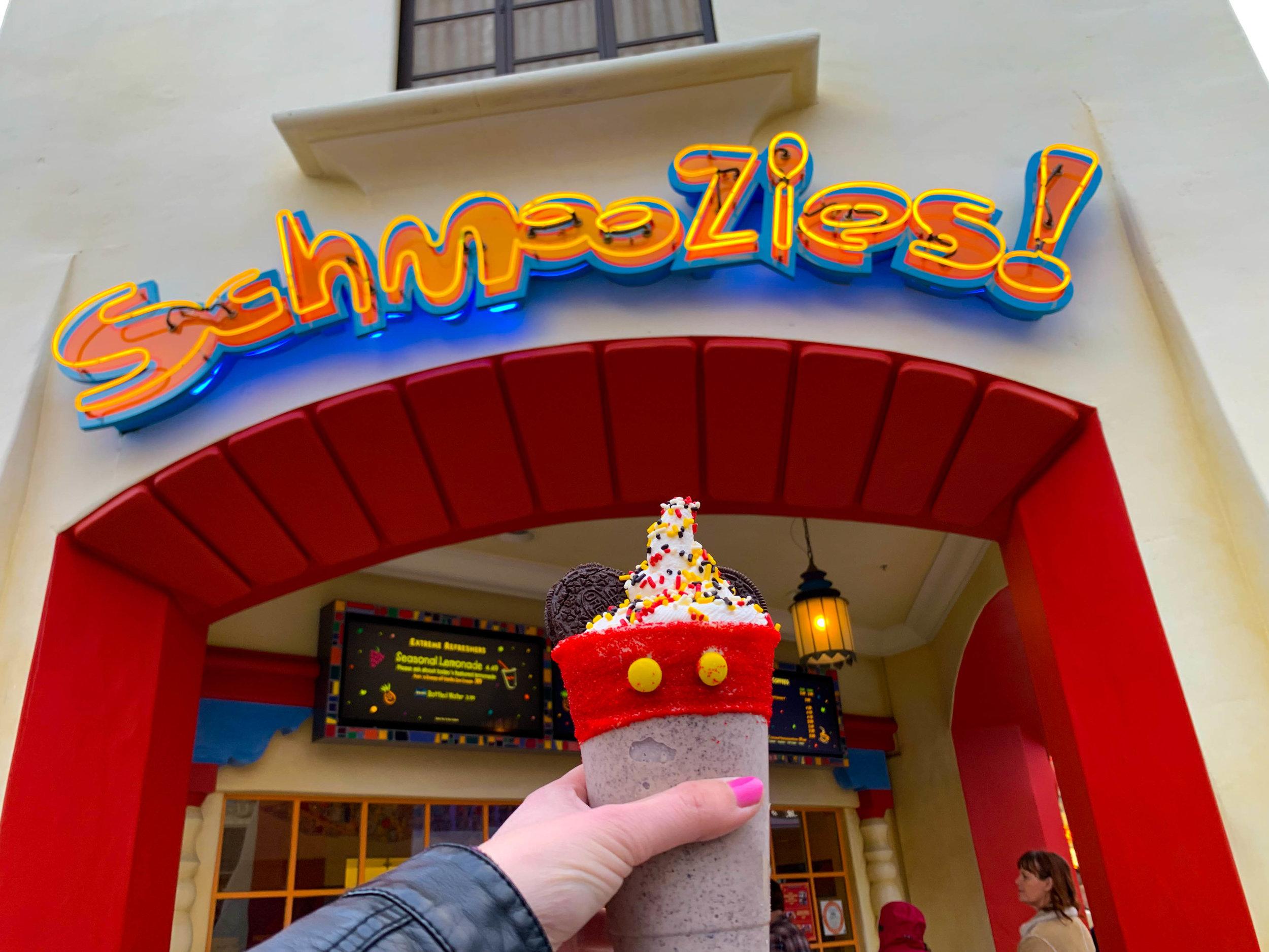 Disneyland Ice Cream-Schmoozies Mickey Ice Cream Milkshake.jpg