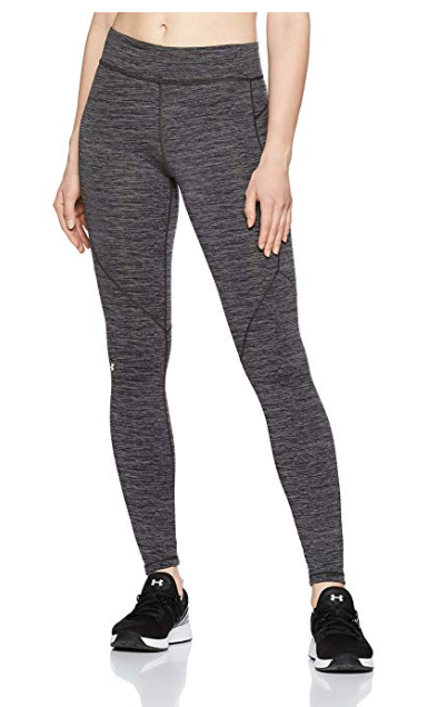 Under Armour Women's Coldgear Armour Legging - Available in black and other similar styles on AMAZON