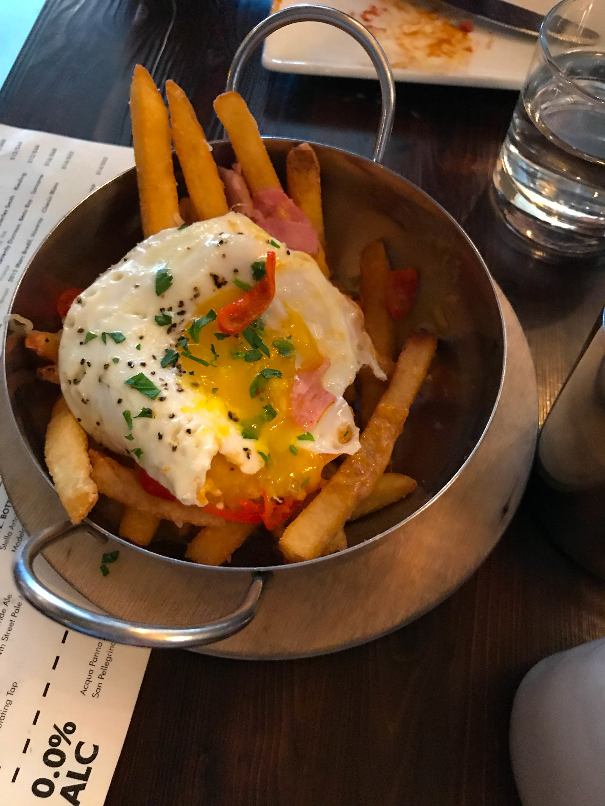 Nighthawk Breakfast Bar