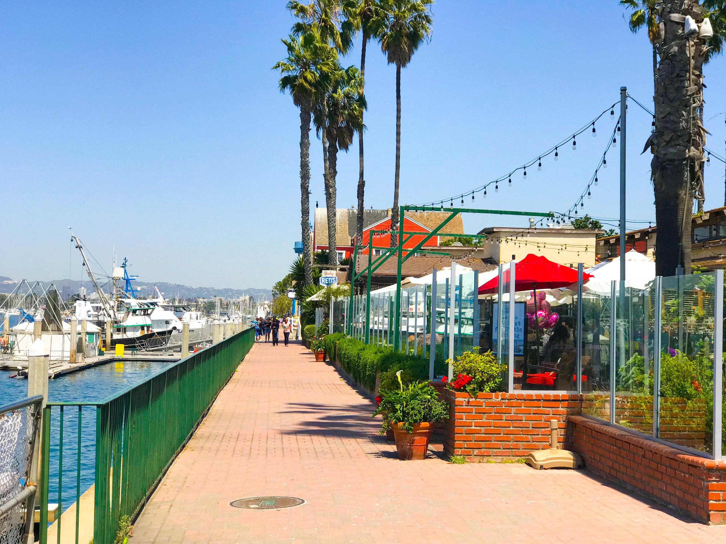 Whiskey Reds Brunch Spot Marina Del Rey