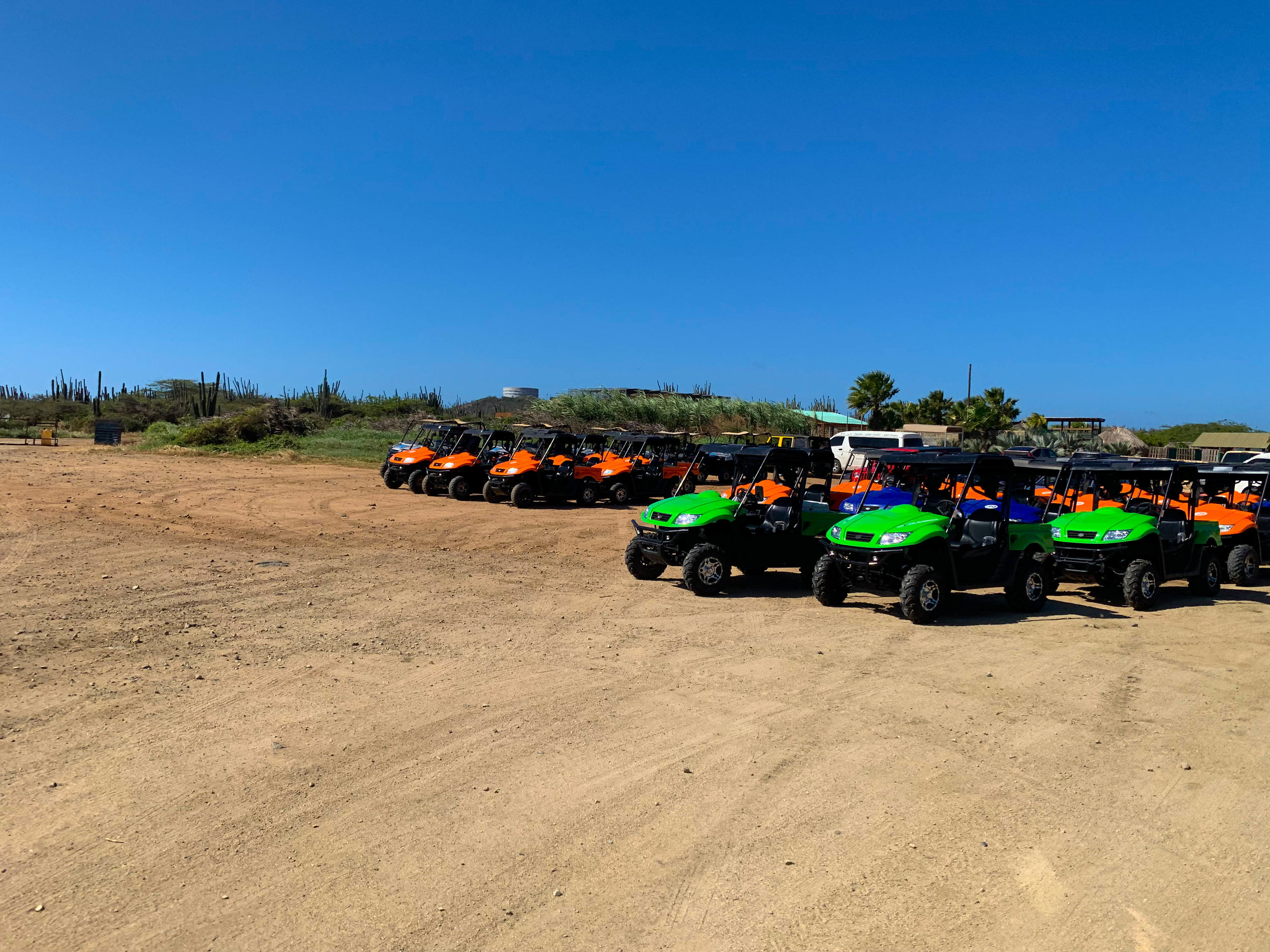 Around Aruba UTV Tours