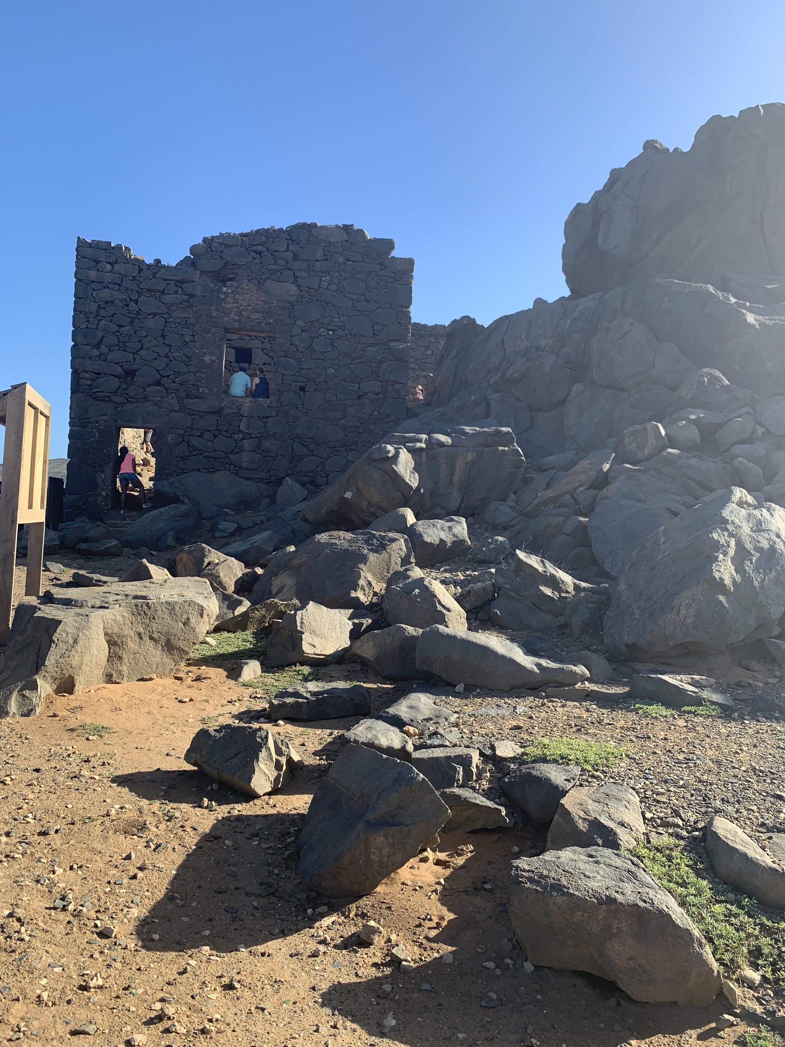Bushiribana Gold Mill Aruba