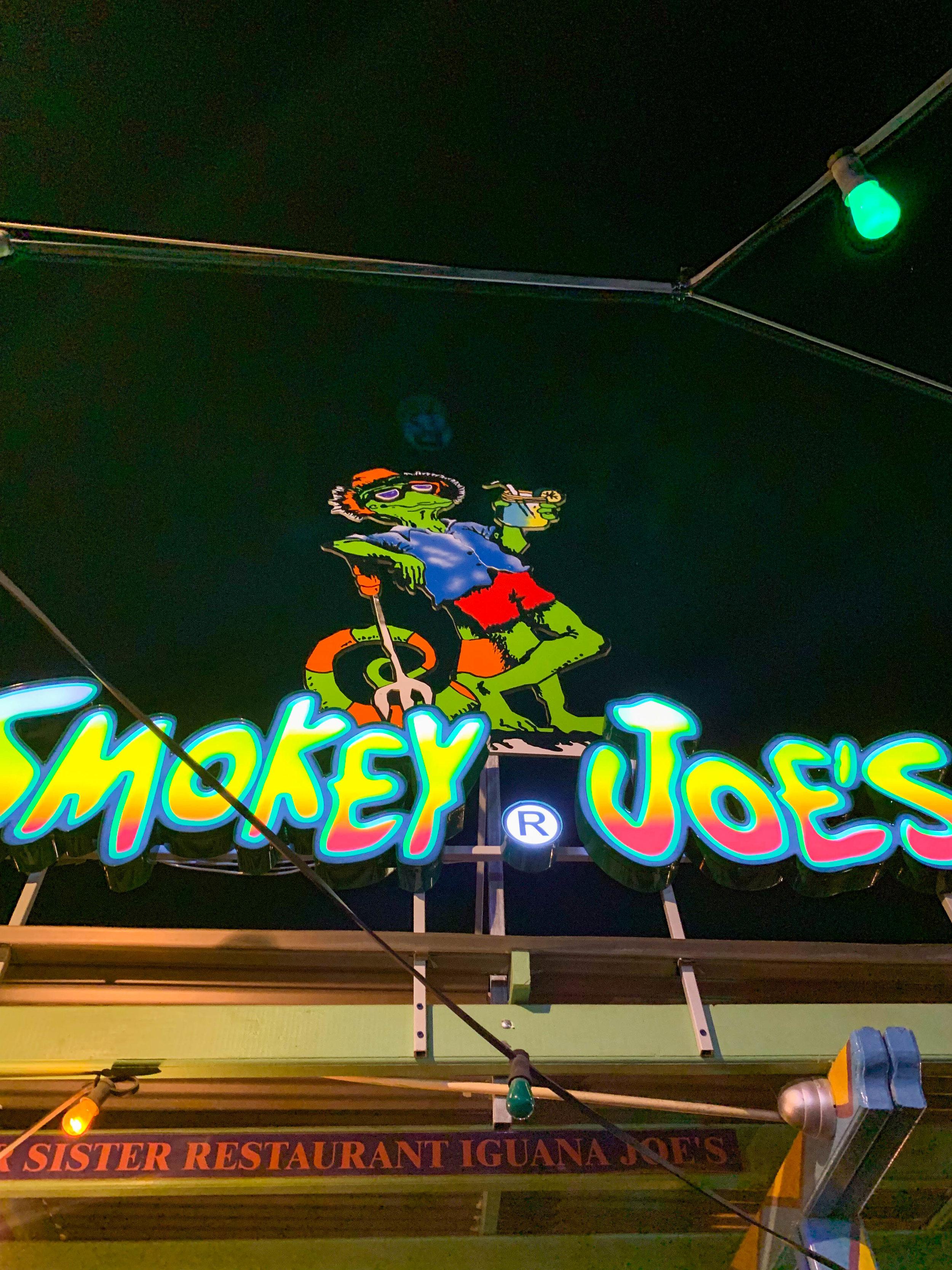 Smokey Joes Aruba