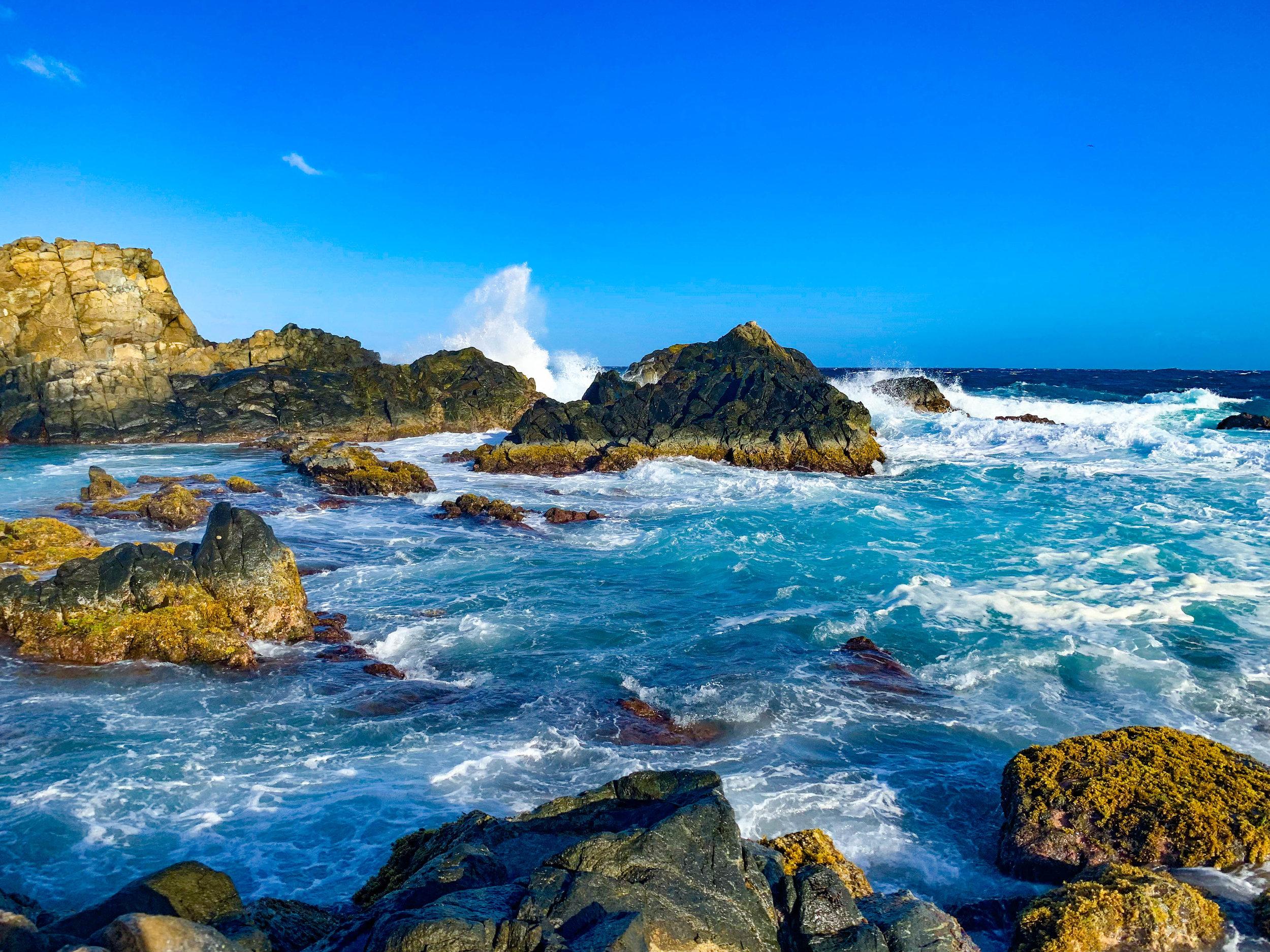 UTV Around Aruba Tour - Natural Pool