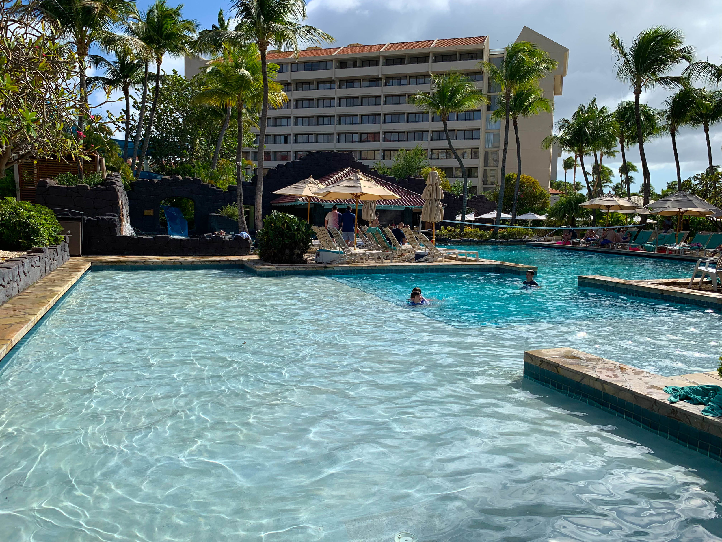 Hyatt Regency Aruba Pool