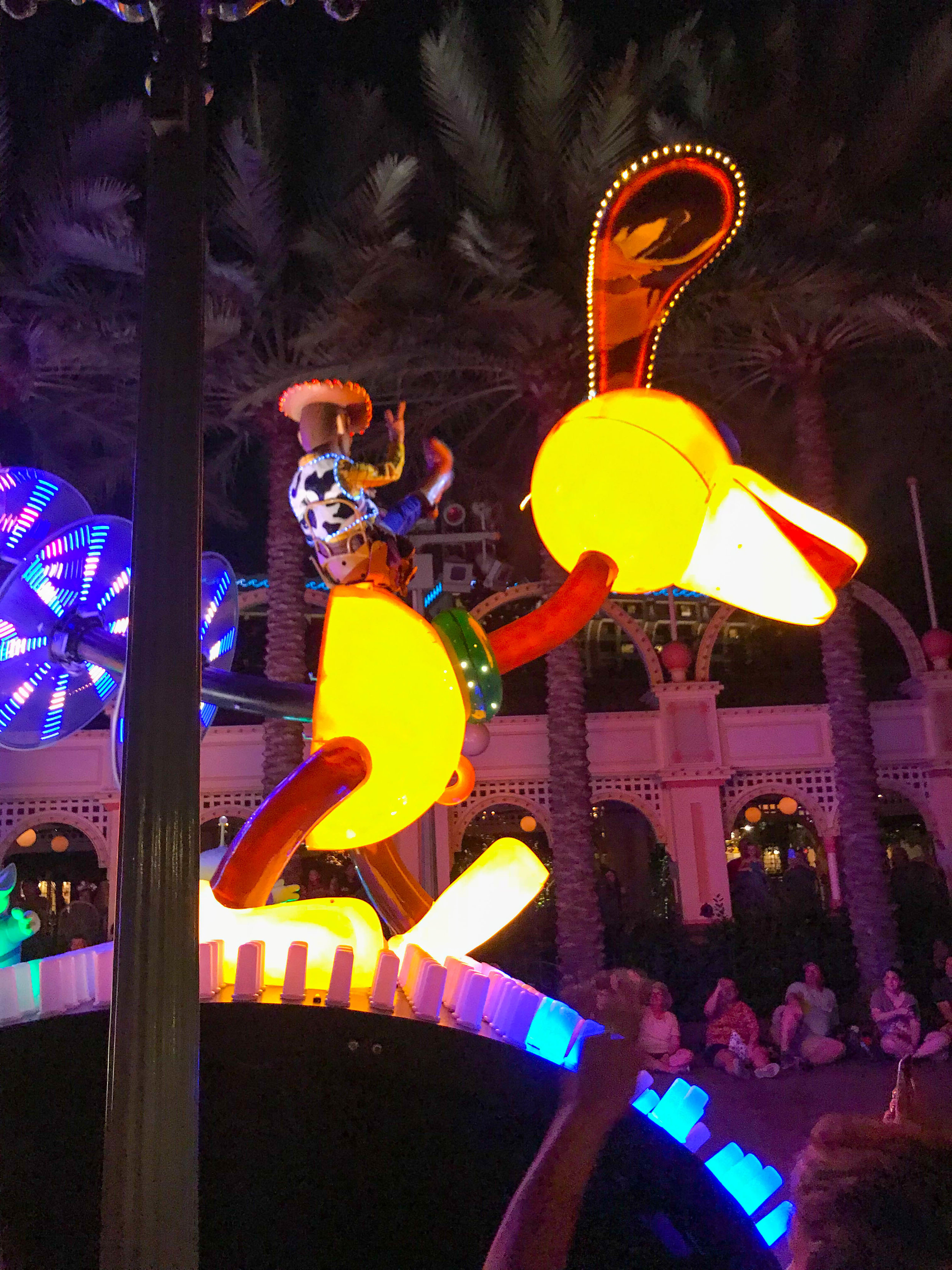 Paint the Night Parade - Slinky Toy Story