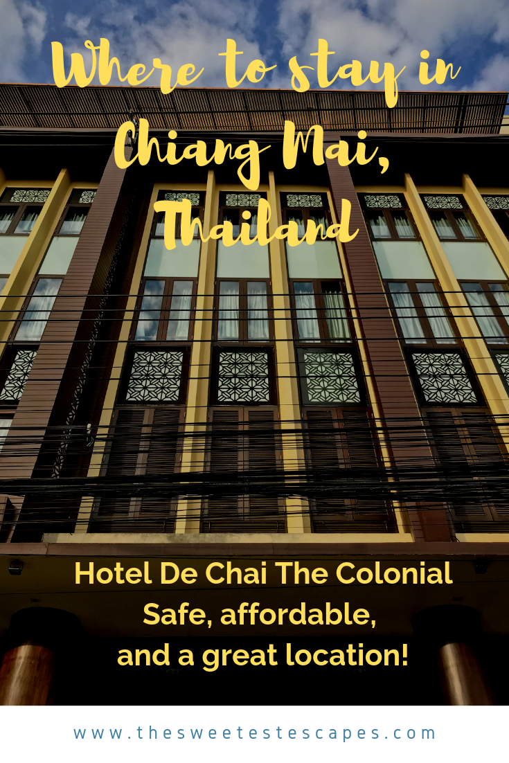 Hotel Review - De Chai The Colonel Chiang Mai Thailand.png
