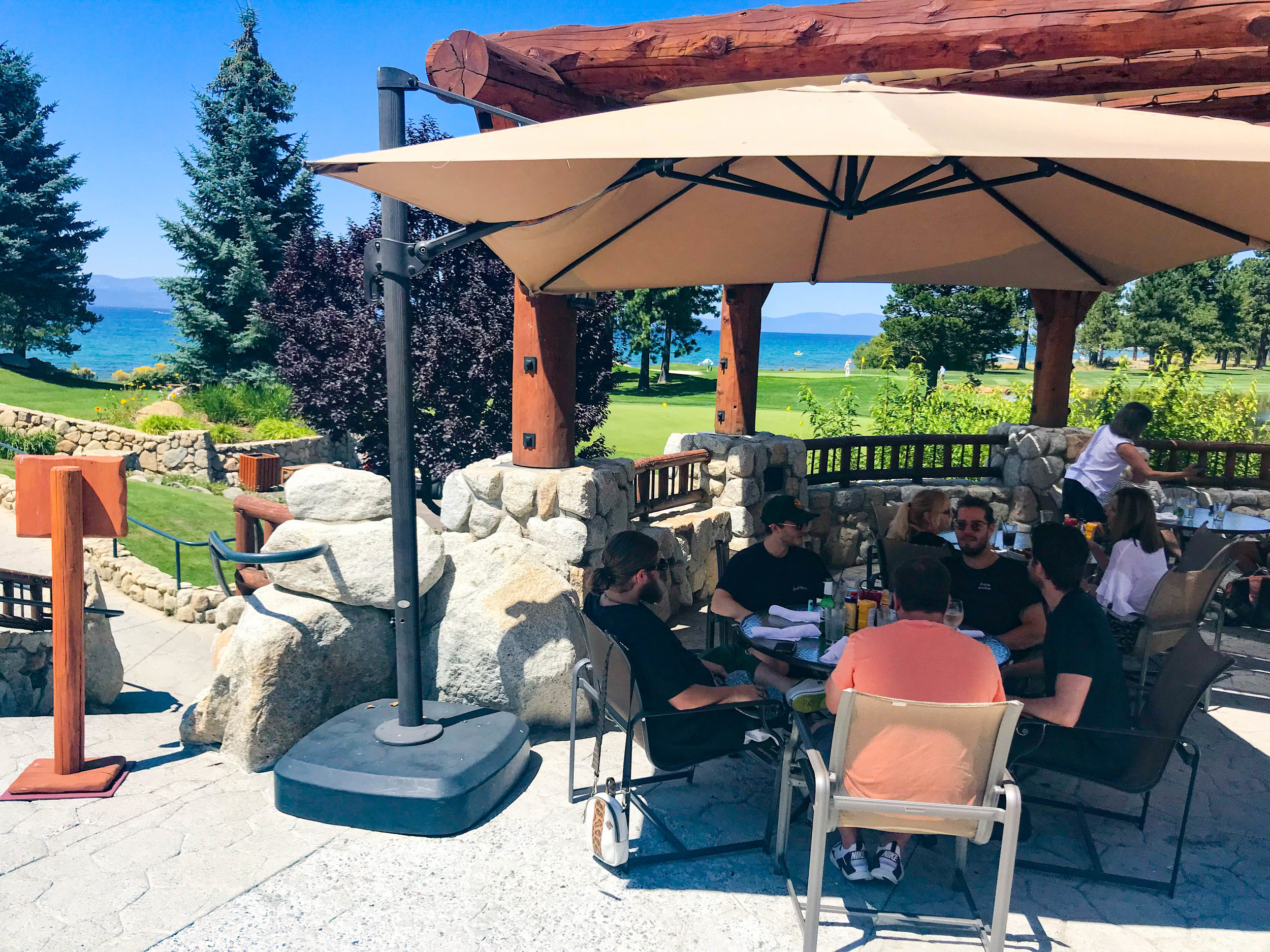 Edgewood Lake Tahoe - Golf and Restaurants