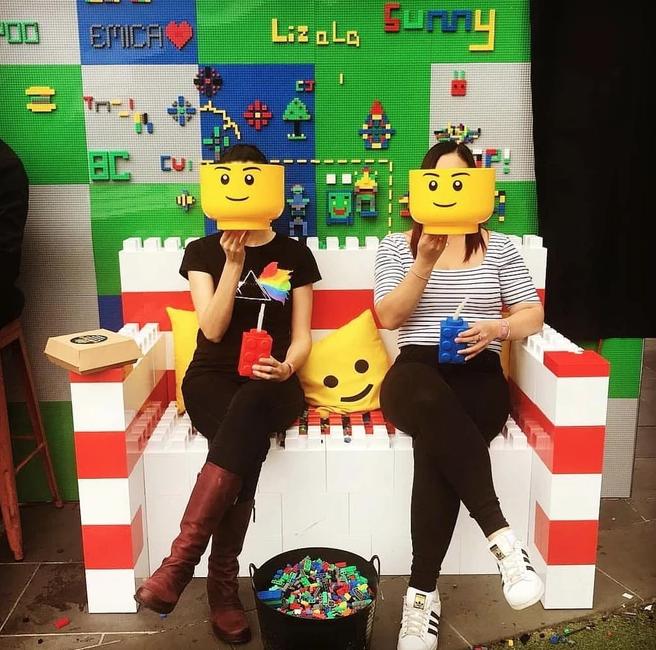 Brick Bar - Lego Bar Pop-Up Los Angeles