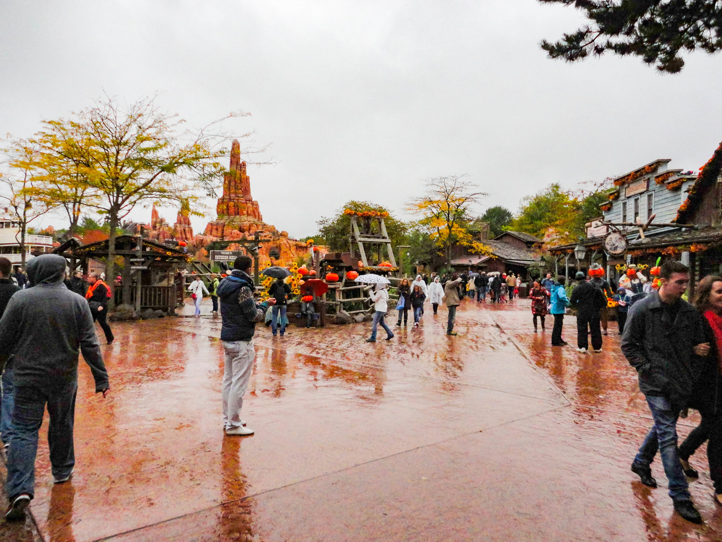 Disneyland Paris Frontierland