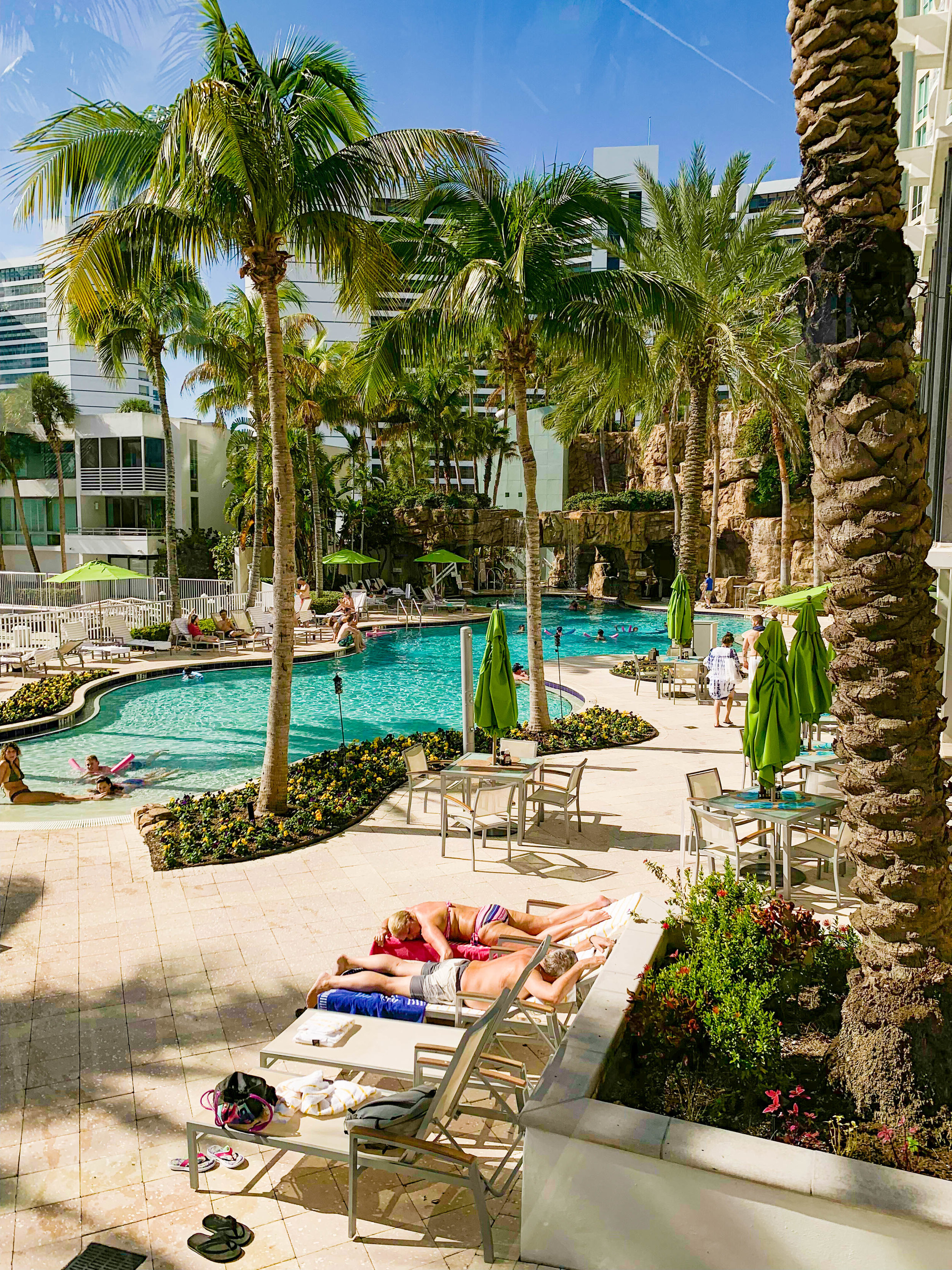 Hyatt Regency Sarasota Pool