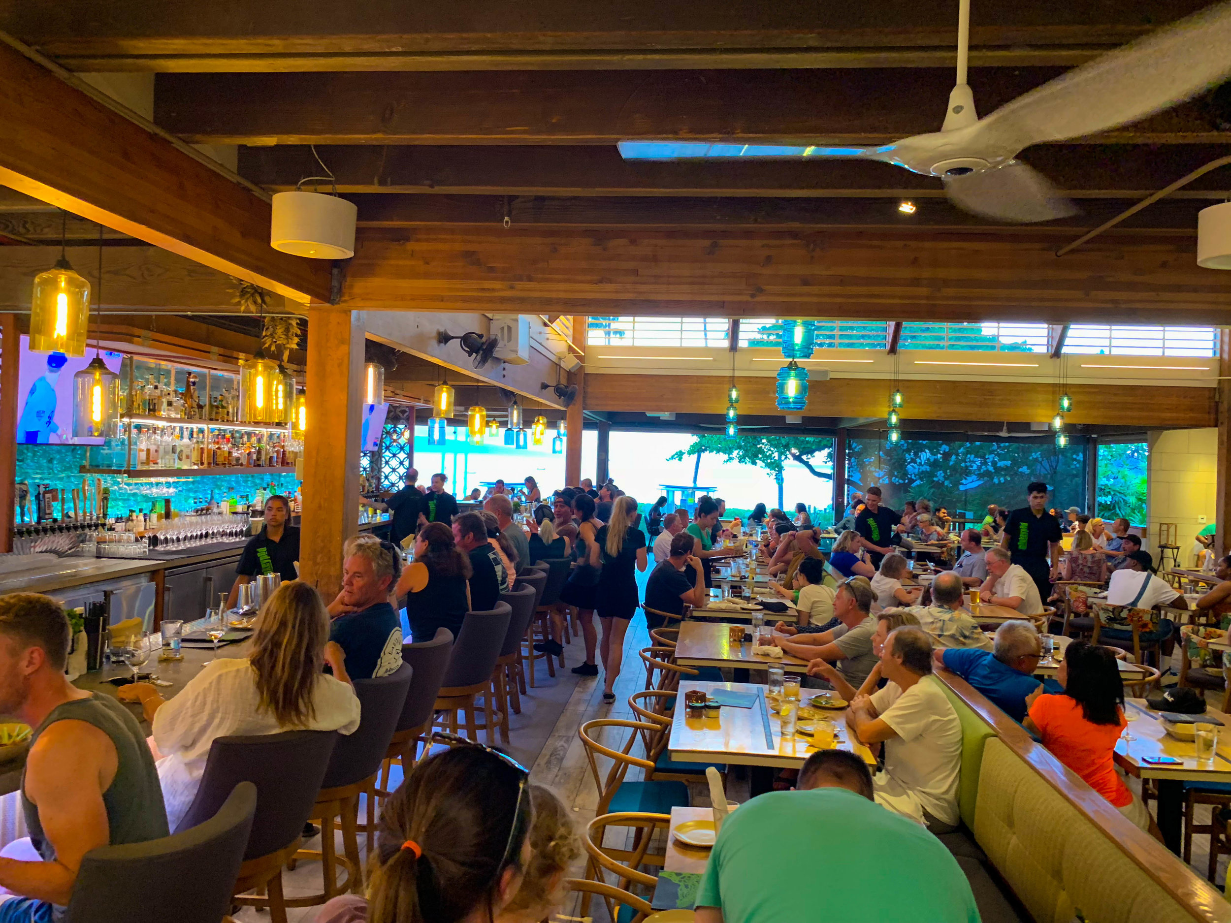Monkeypod Kitchen Restaurant - Kaanapali Beach, Maui, Hawaii