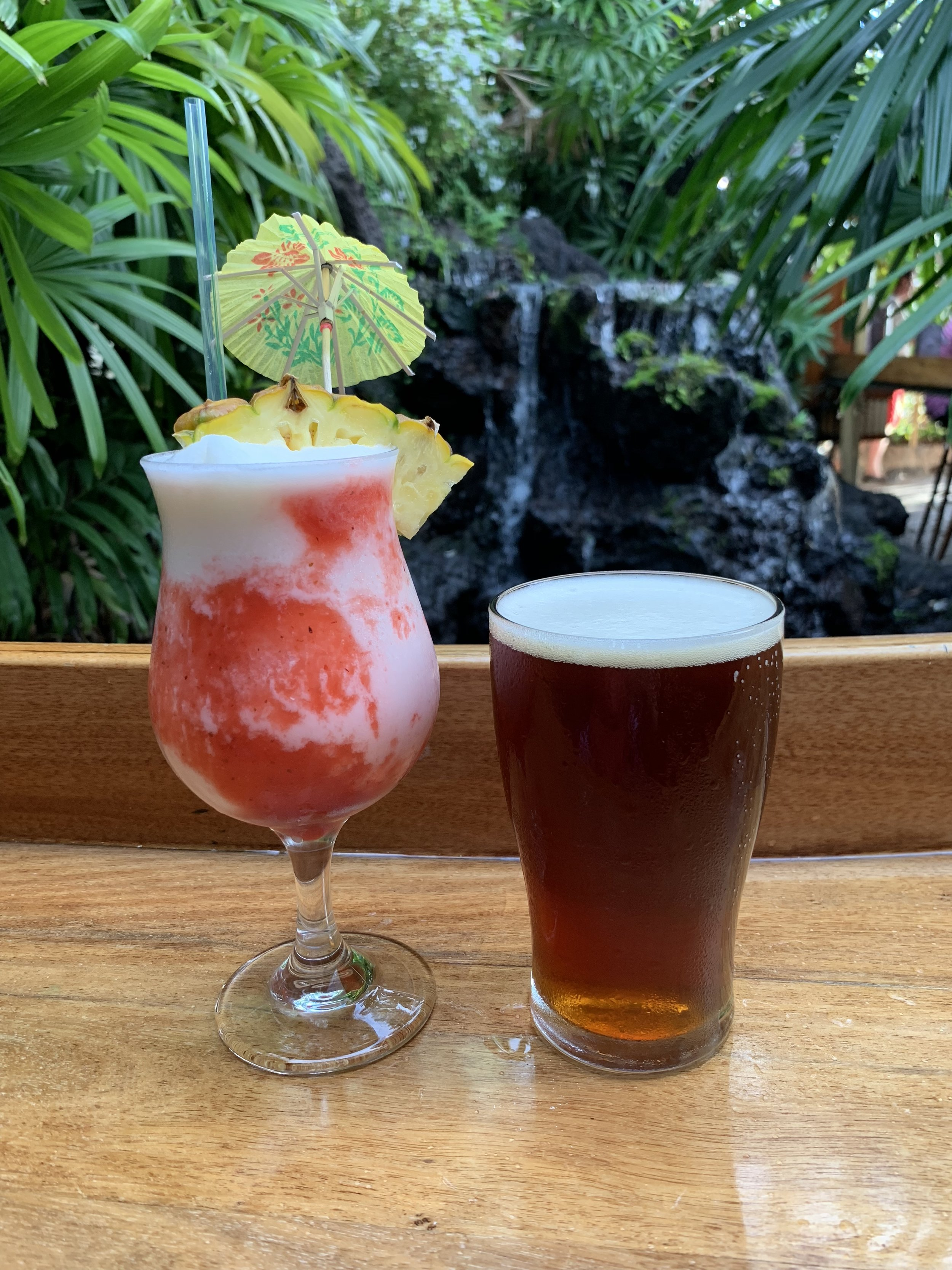 Hula Grill Drinks in Paradise, Maui