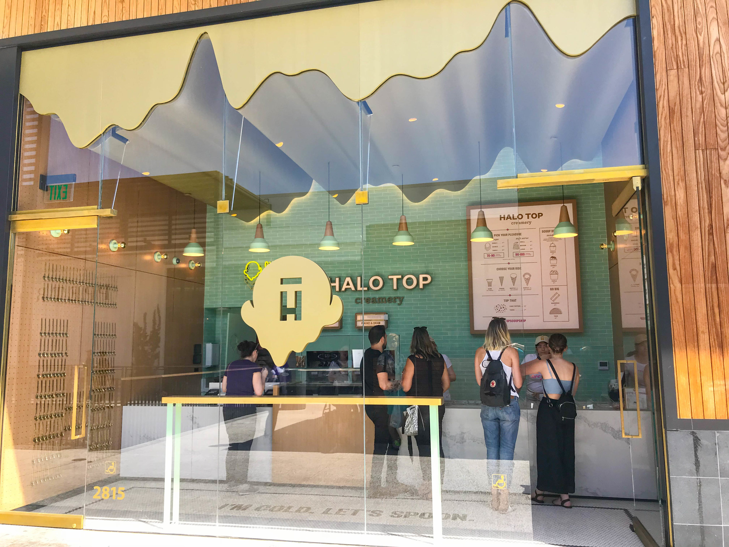 Halo Top Scoop Shop - Century City
