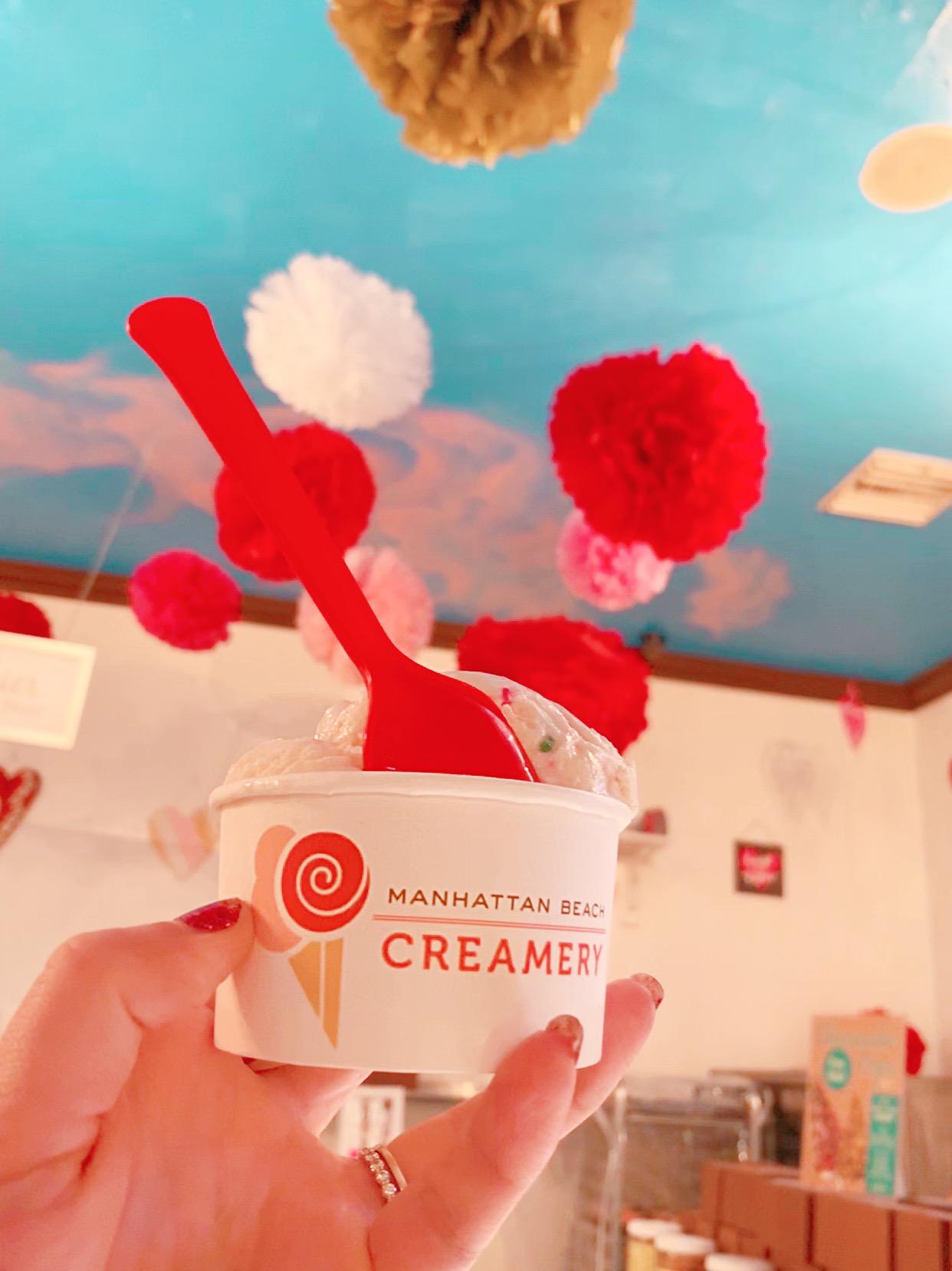 Manhattan Beach Creamery - Super Sonic Ice Cream