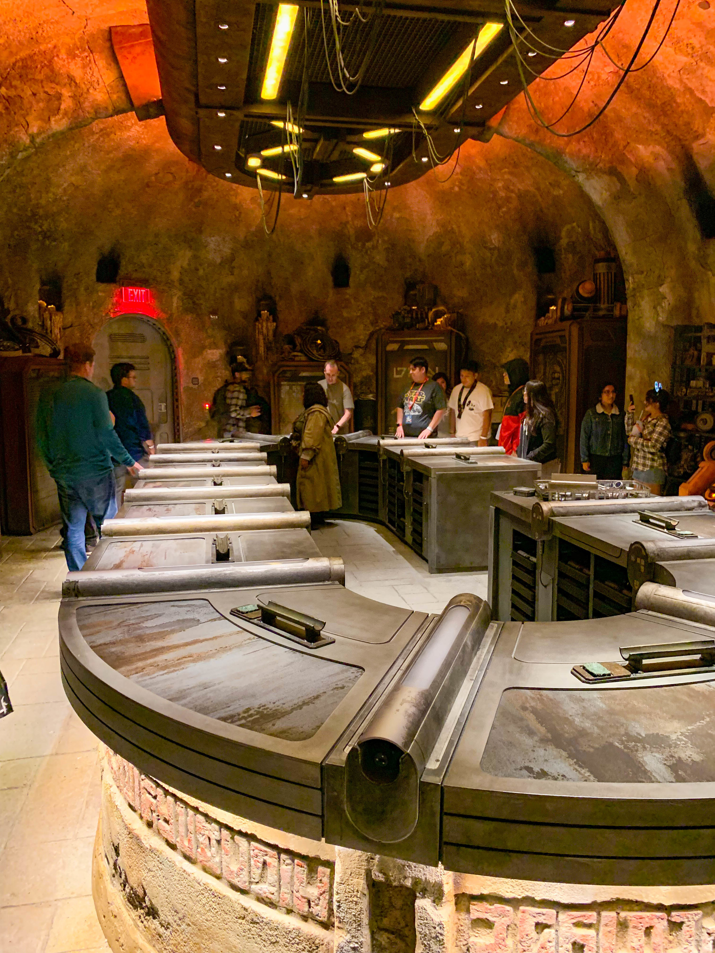 Star Wars Land - Galaxys Edge - Light Saber
