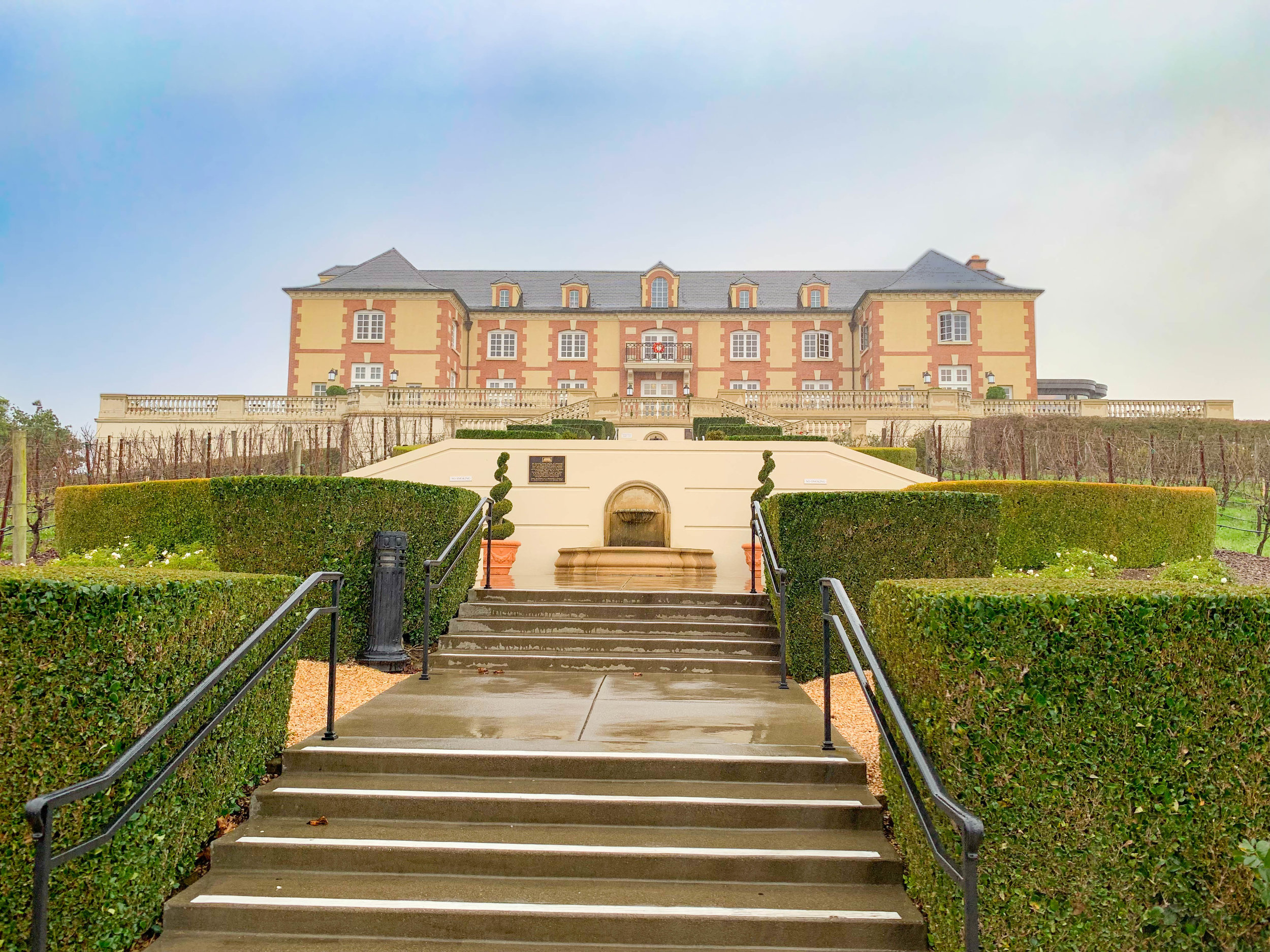 Domaine Carneros French CHateau