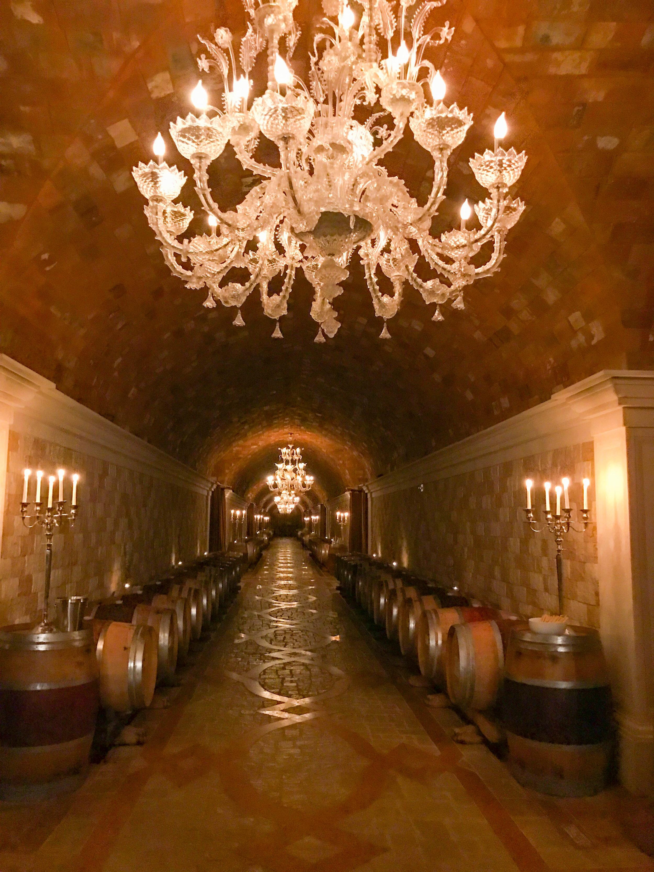 Del Dotto Wine Caves