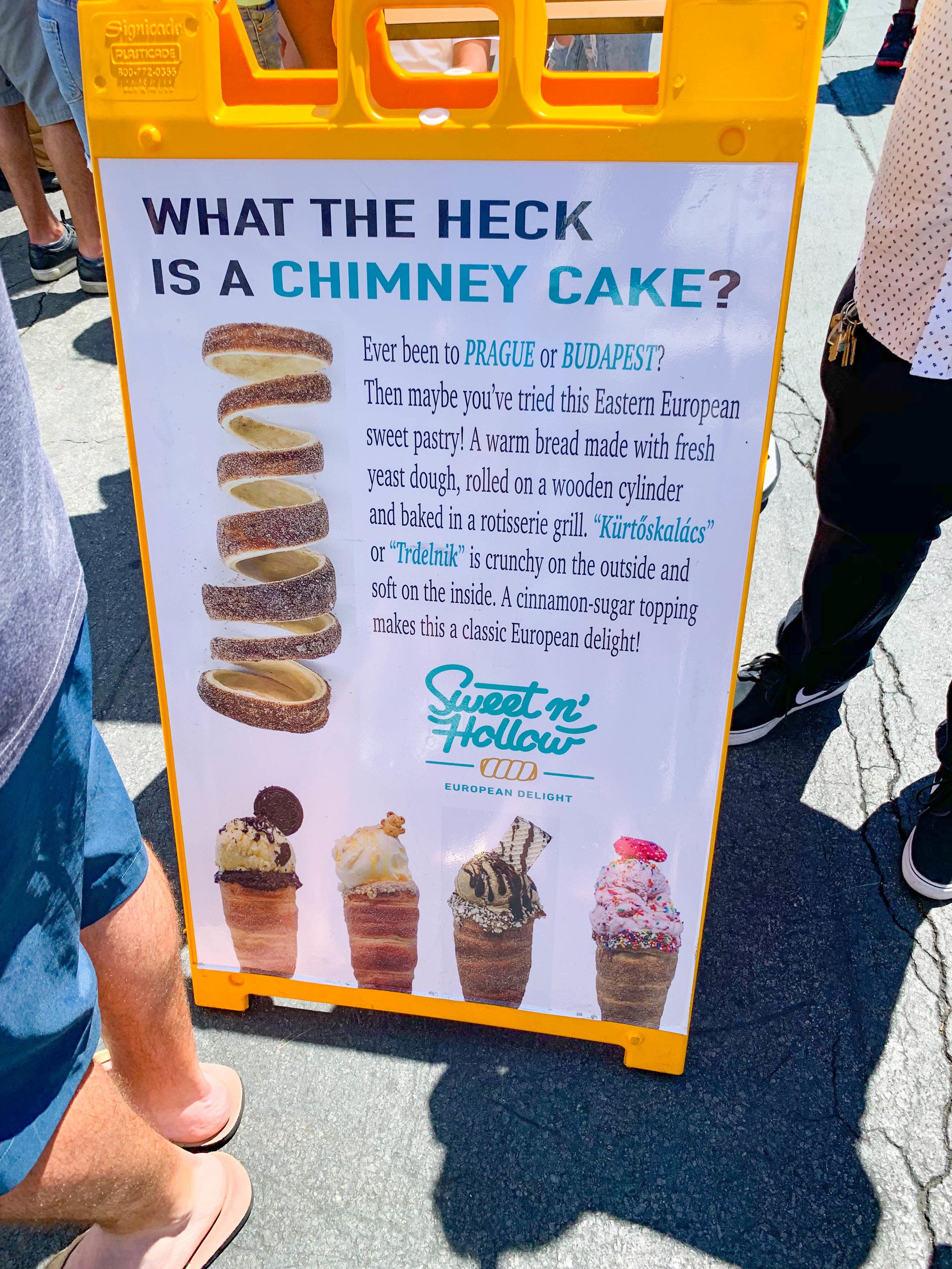 Smorgasburg LA Ice Cream Alley vendor