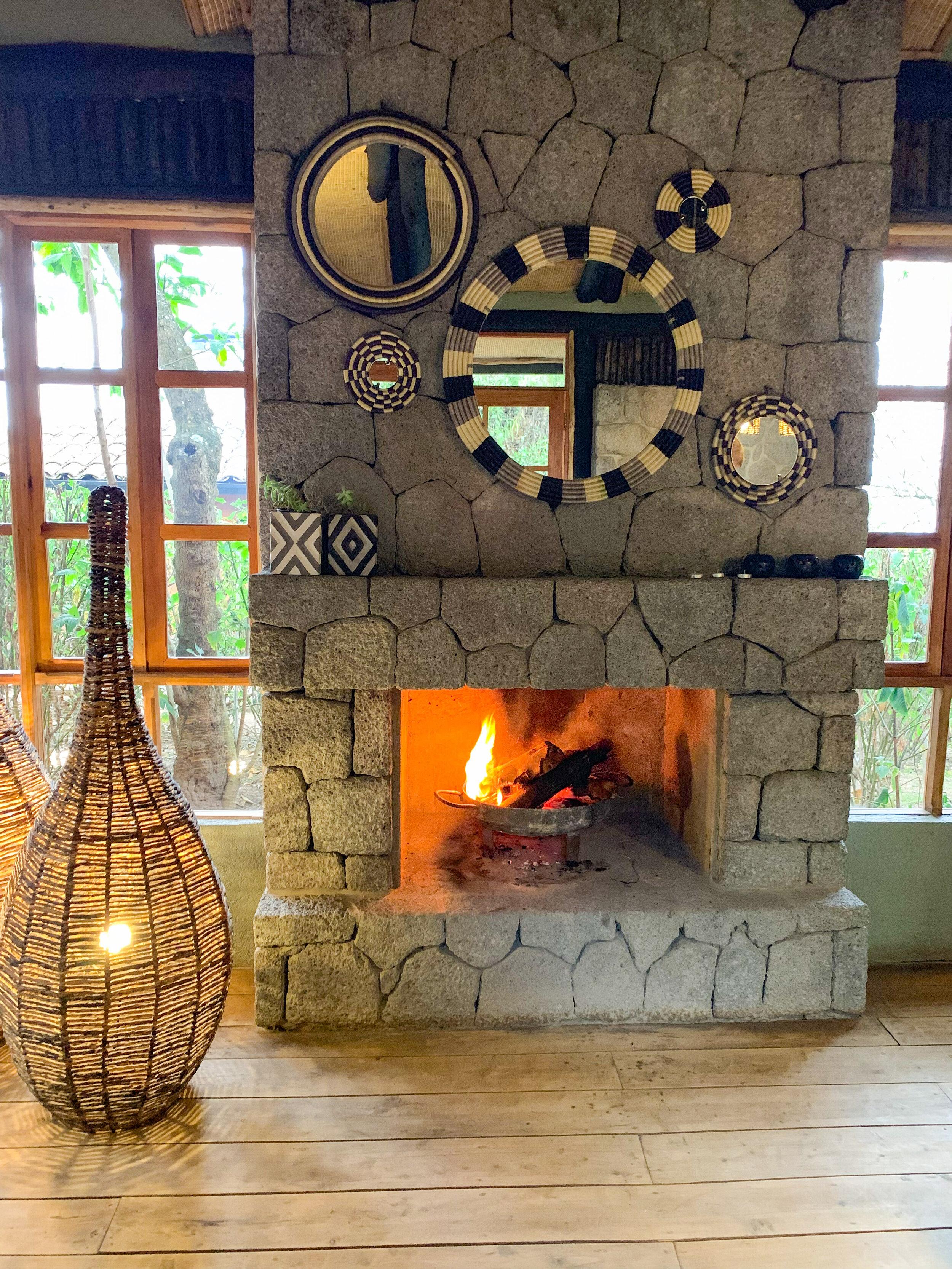 Massage Lounge and Reception