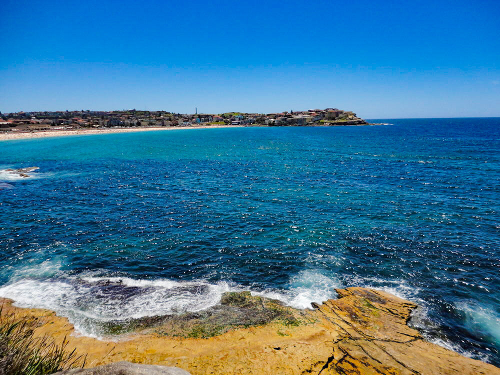 Sydney Beach Walk - Bondi to Coogee