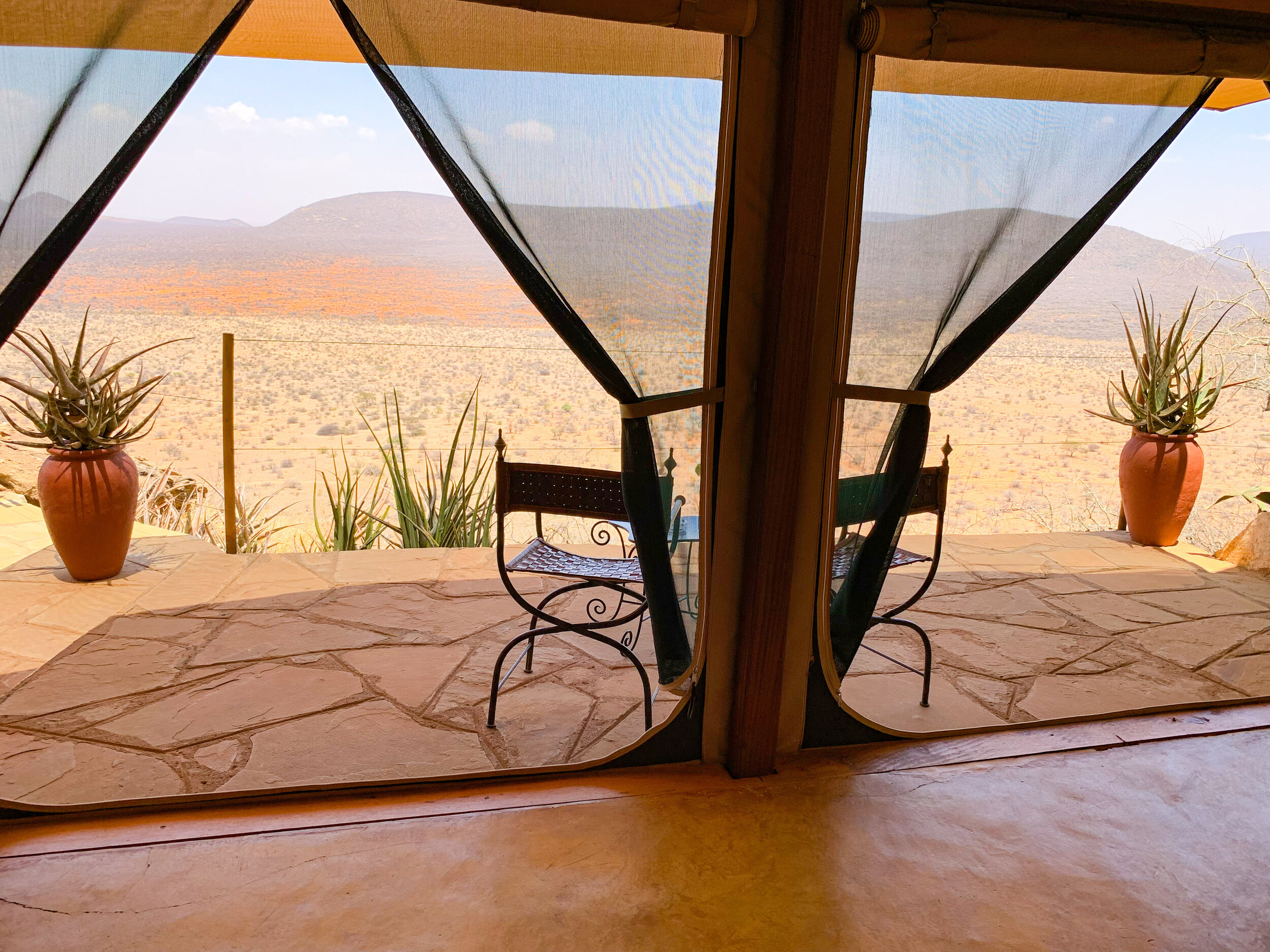 Saruni Samburu Kenya Africa Rooms