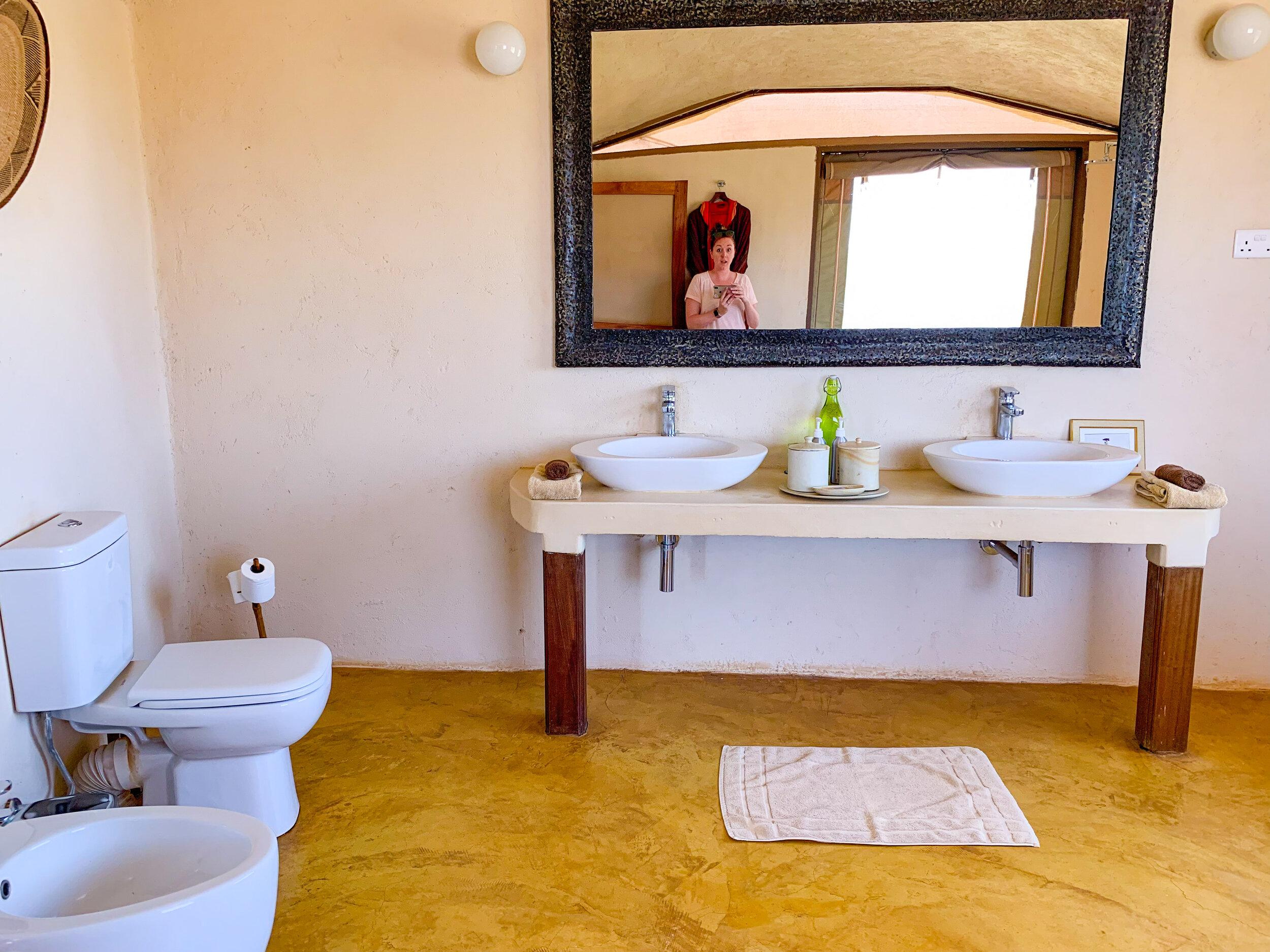 Saruni Samburu Bathroom