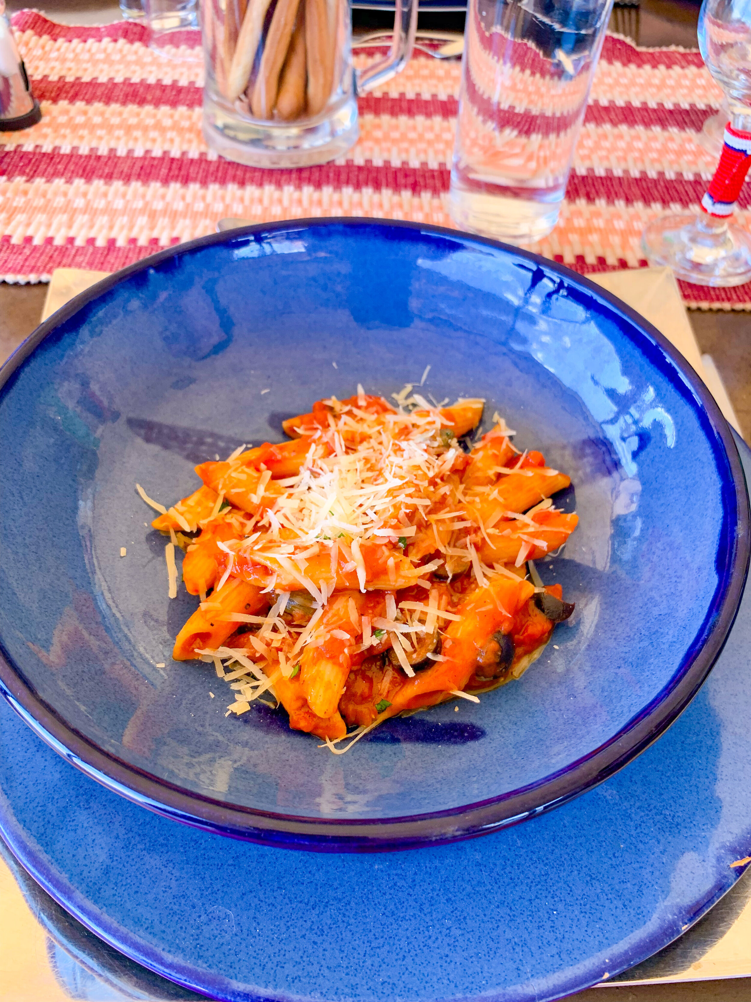 Saruni Samburu Food - Italian with Kenyan Flair