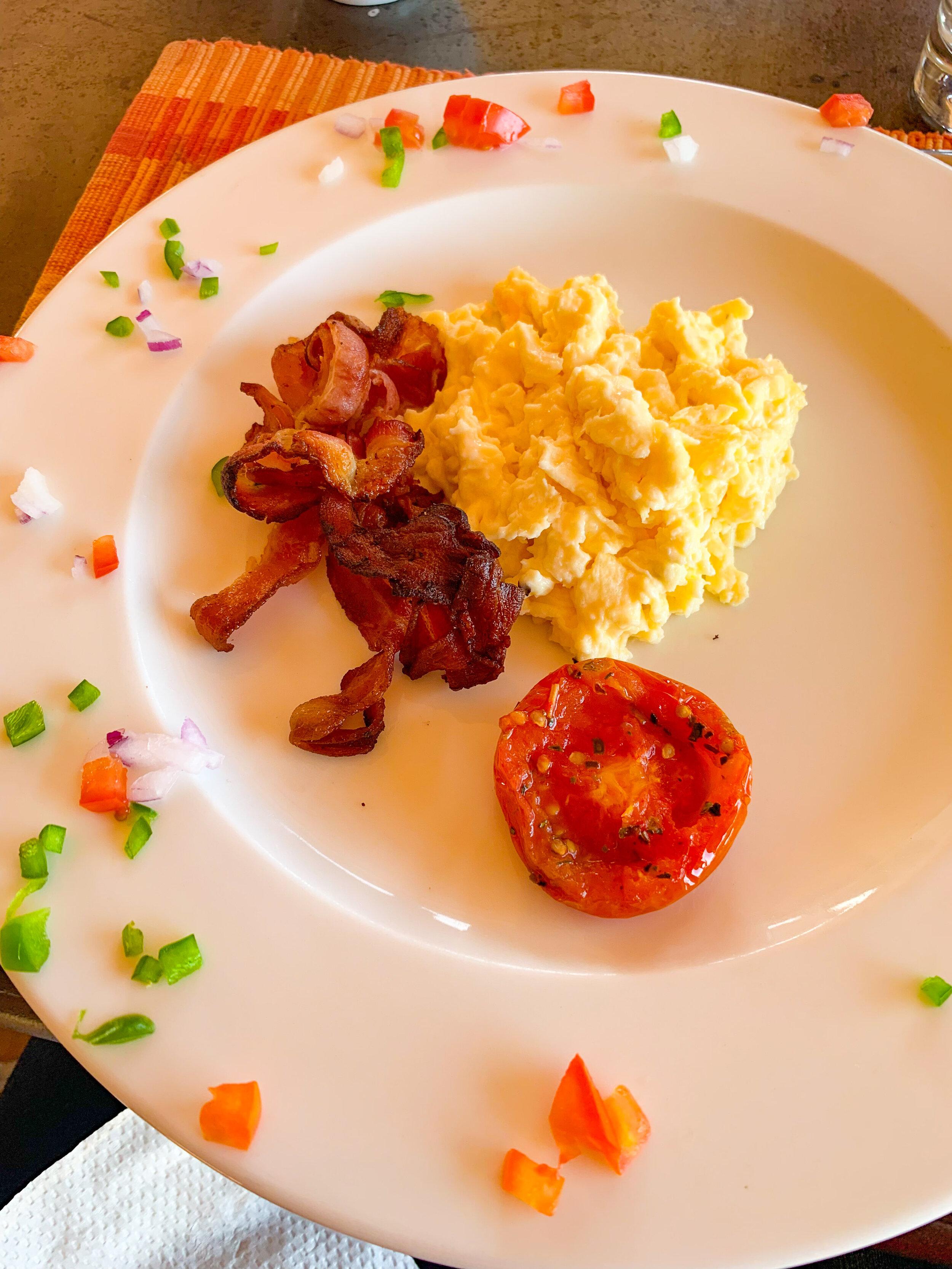 Saruni Samburu Food - Breakfast