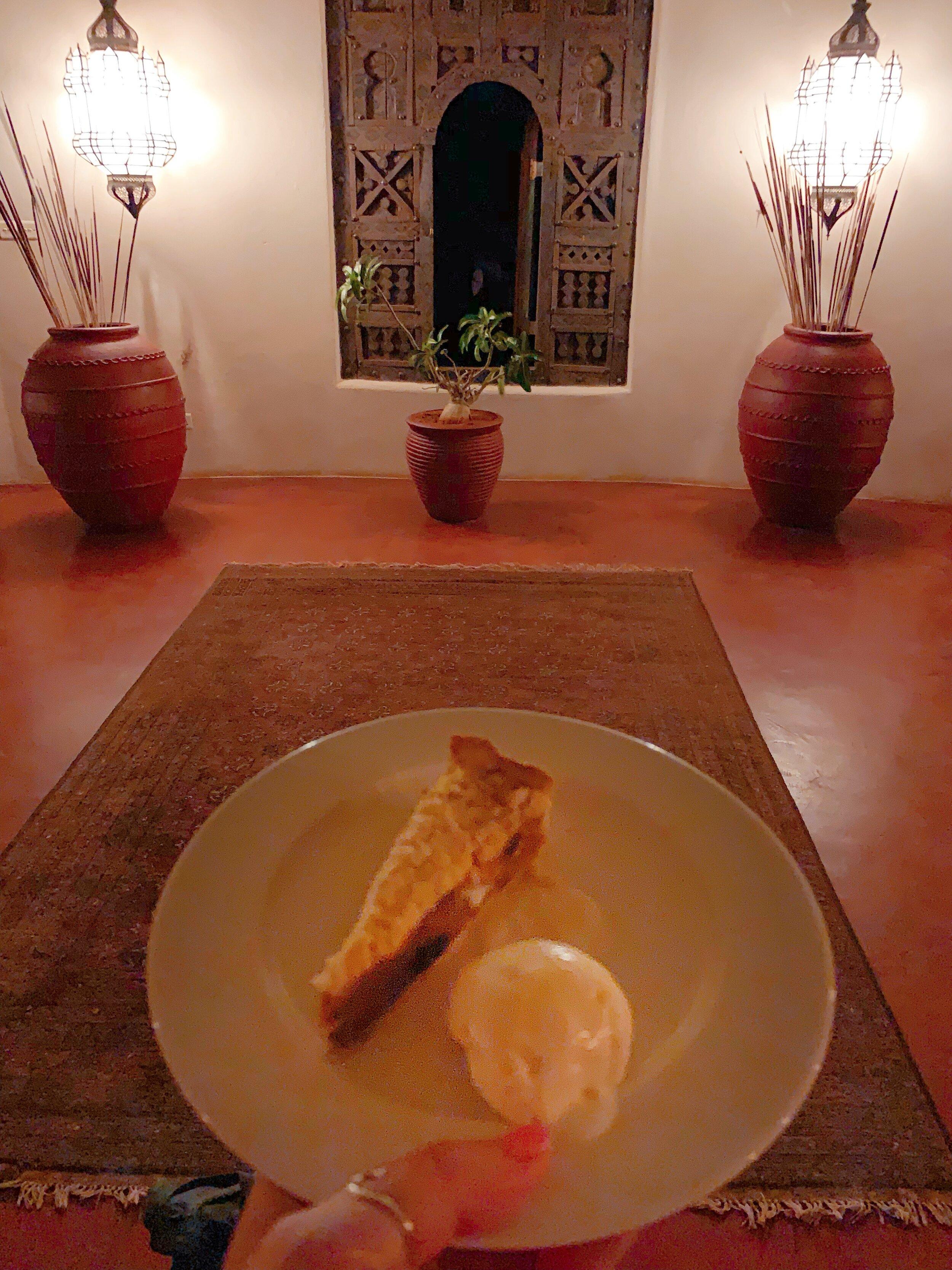 Saruni Samburu Meals - Dessert