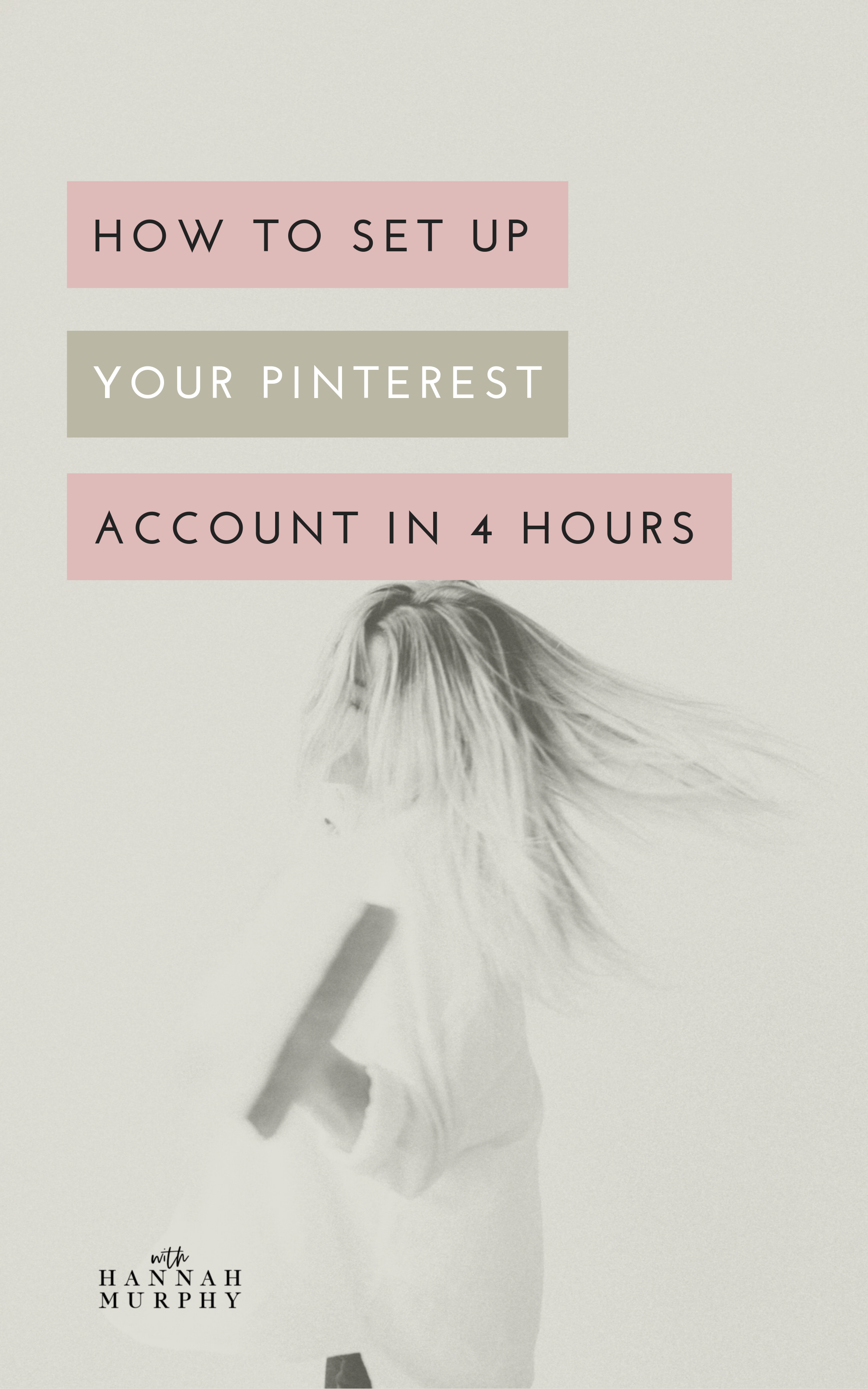 This blog takes you through the exact workflow I use for my Pinterest Management services to set-up a business Pinterest account from scratch #pinterest #pinterestmarketing
