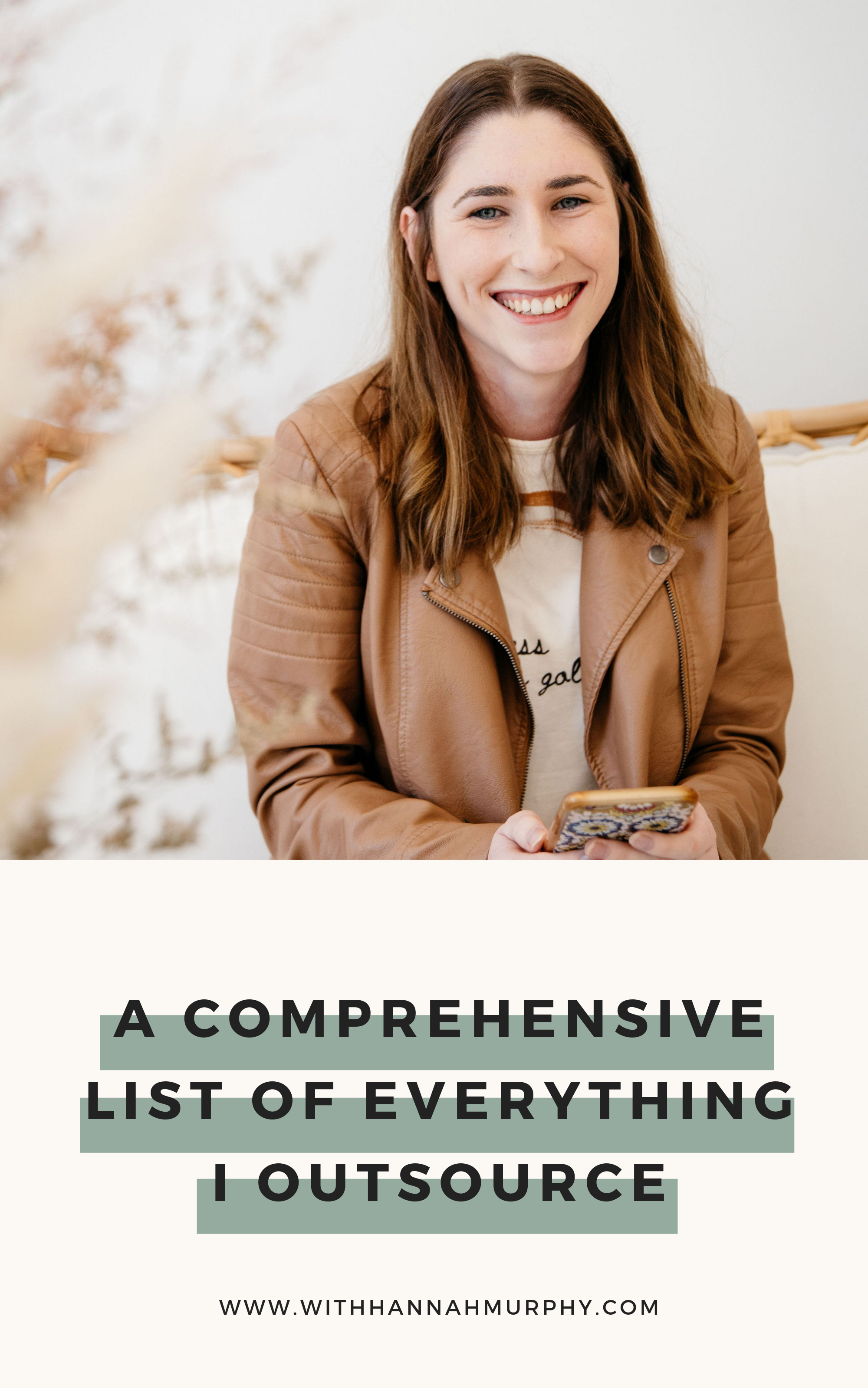 This blog takes you through the exact list of tasks I outsource in my creative small business, including the programs and people I outsource to.