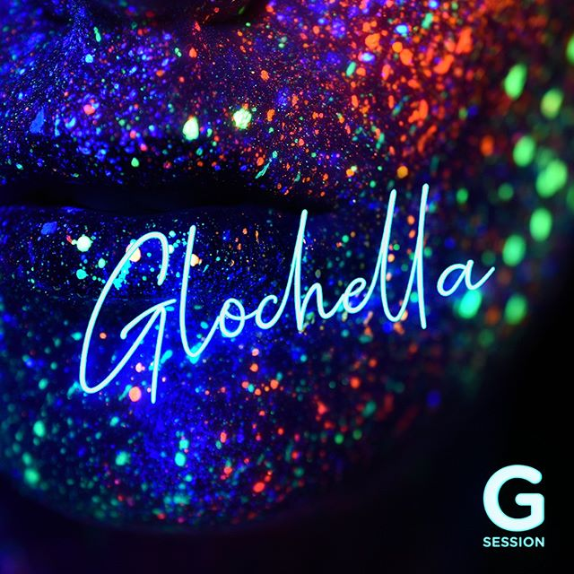 Something glowy is coming to @hotelgsingapore #gsession Check out bio for more info . . . . . #singer #musician #concert #producer #instamusic #pop #bands #musica #band #live #dj #edm #song #beats #festival #rave #nightlife #club #housemusic #partytime #drinks #neon #neonlights #gstyle #gsessionsingapore #glochella #glowinthedark #facepaint #gsessionglochella