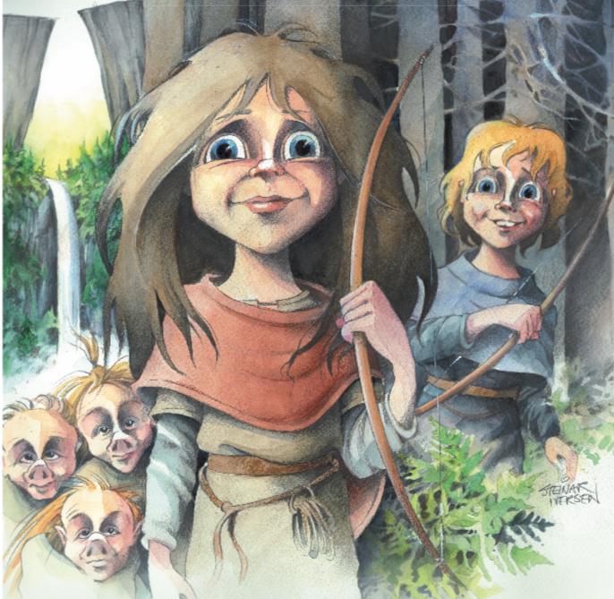 Ronja Røverdatter - Hovedforestilling 2015