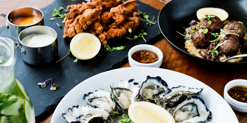 Oysters - LevelOne@Harbourfront
