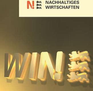 Win Charta - Gemeinsam nachhaltig handeln in Baden Württemberg