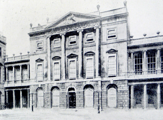 Stratford House between 1894 and 1908.