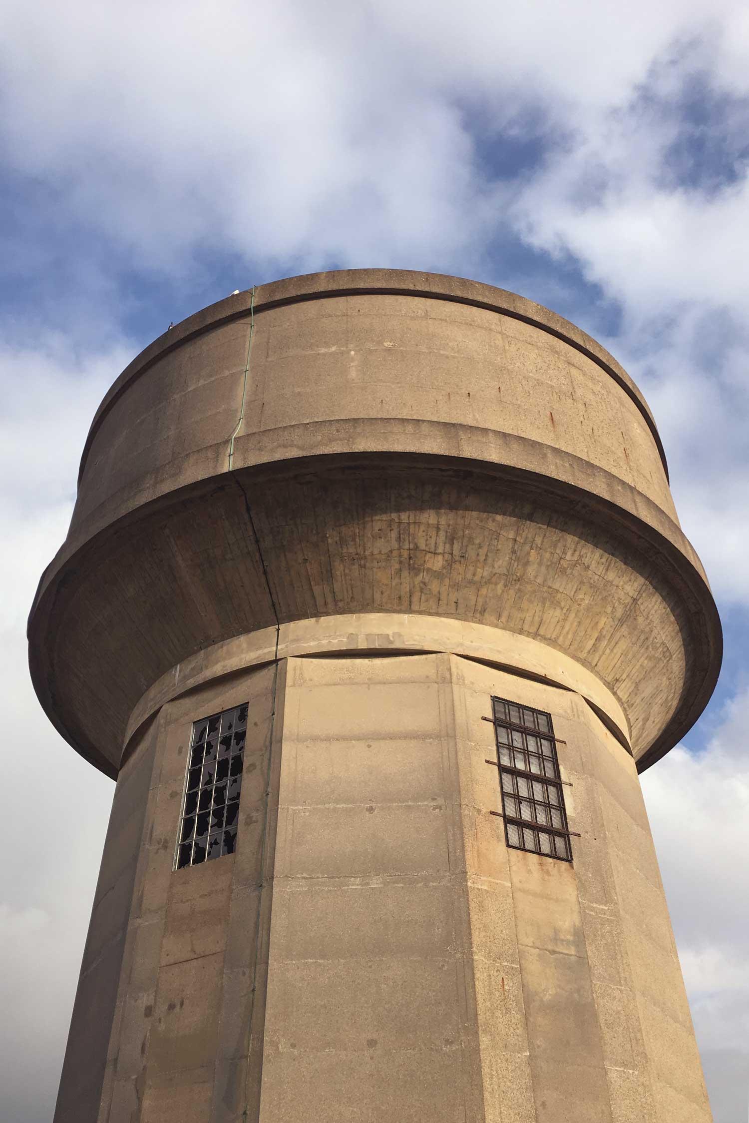 Ashton Road Water Tower