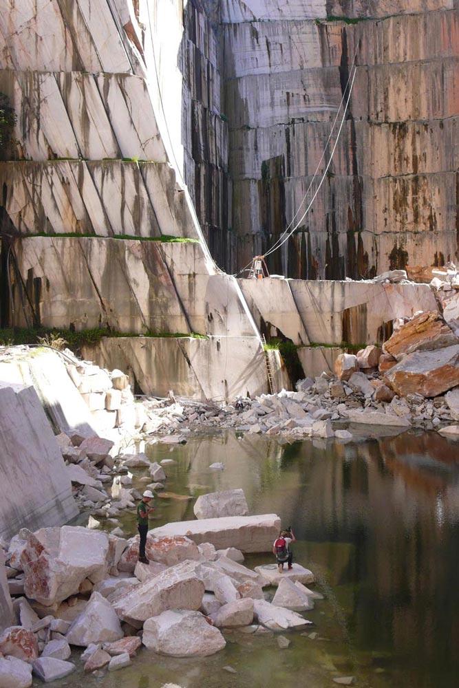 Estremoz Quarries Research