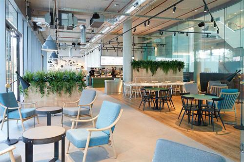 I-Hub Coworking Cafe